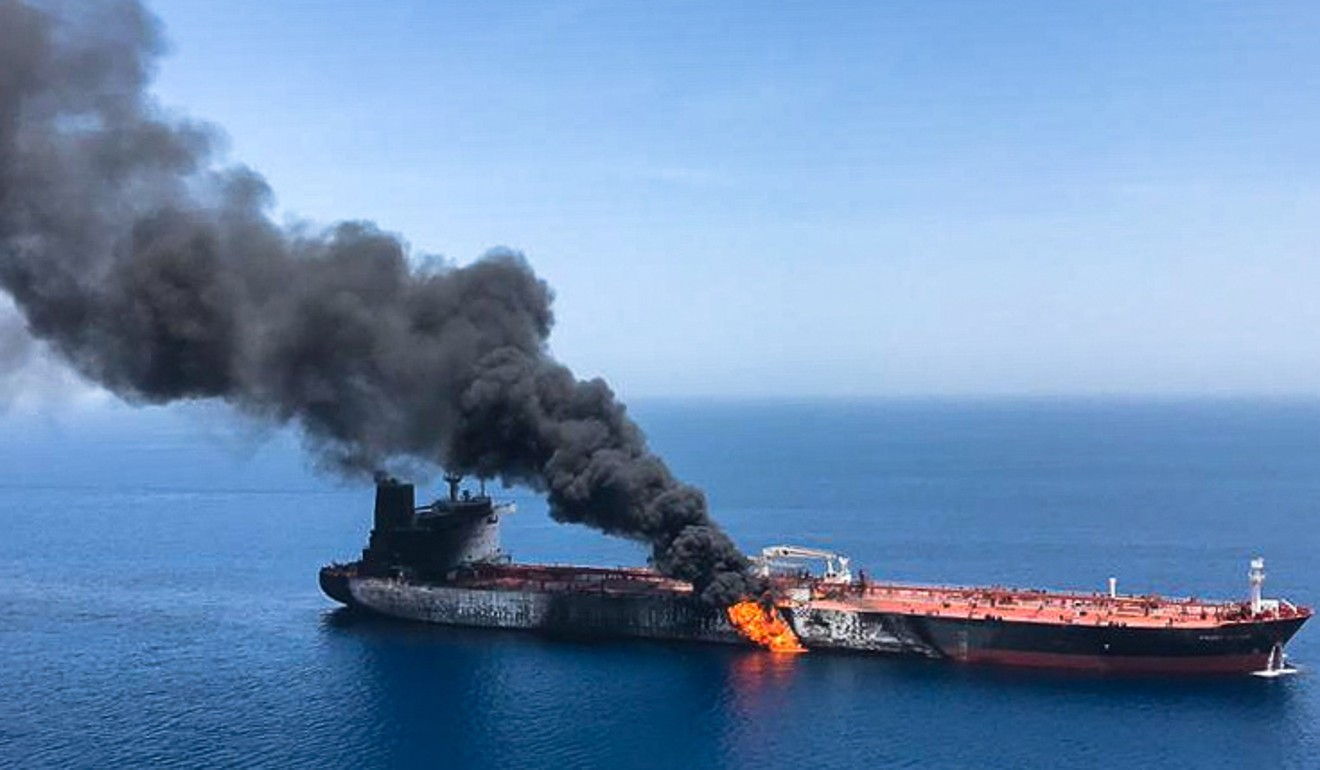 Tanker attacks: world divided over Iran's role as Saudi crown prince breaks silence