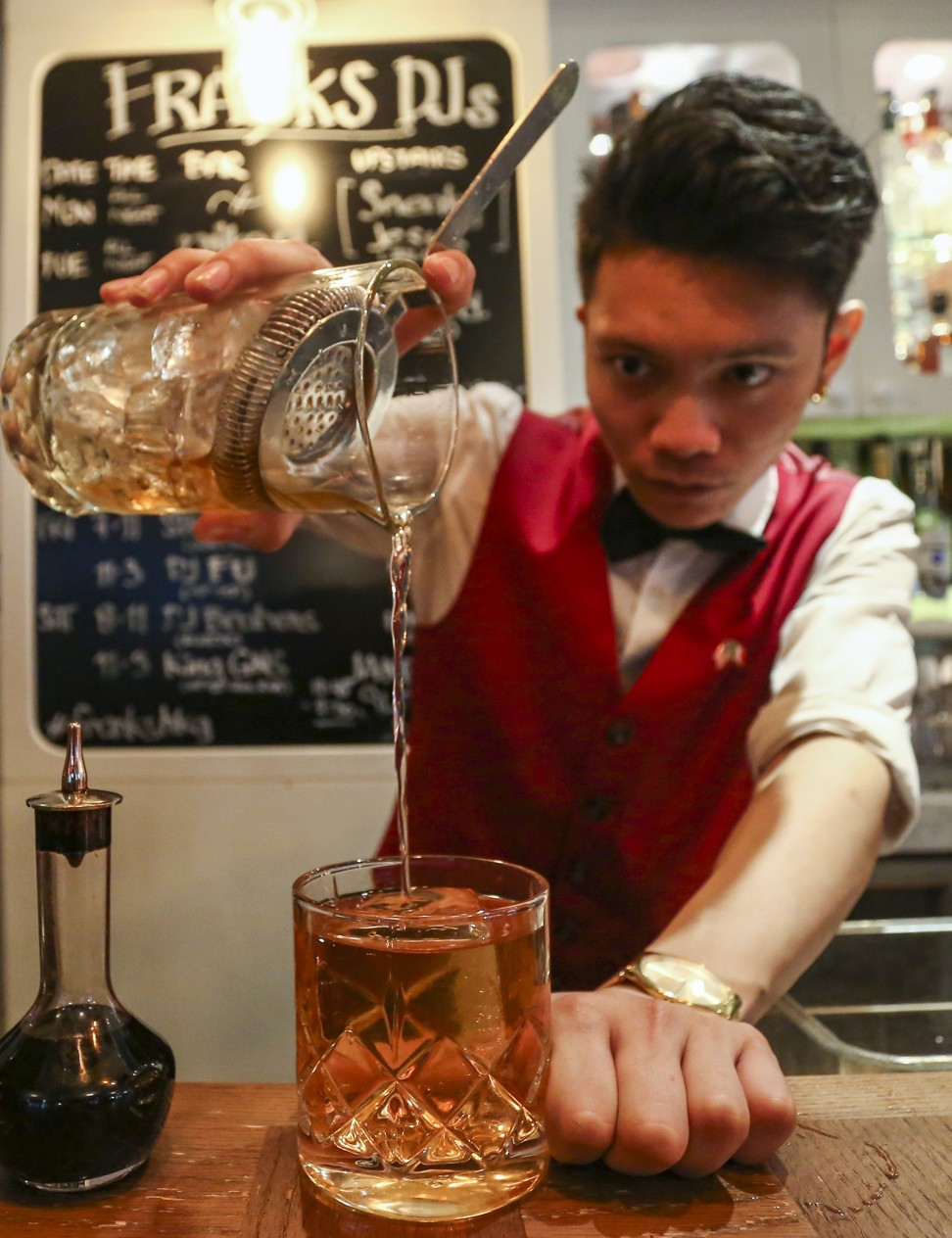 What's the most important ingredient in a cocktail? You'll never guess ...