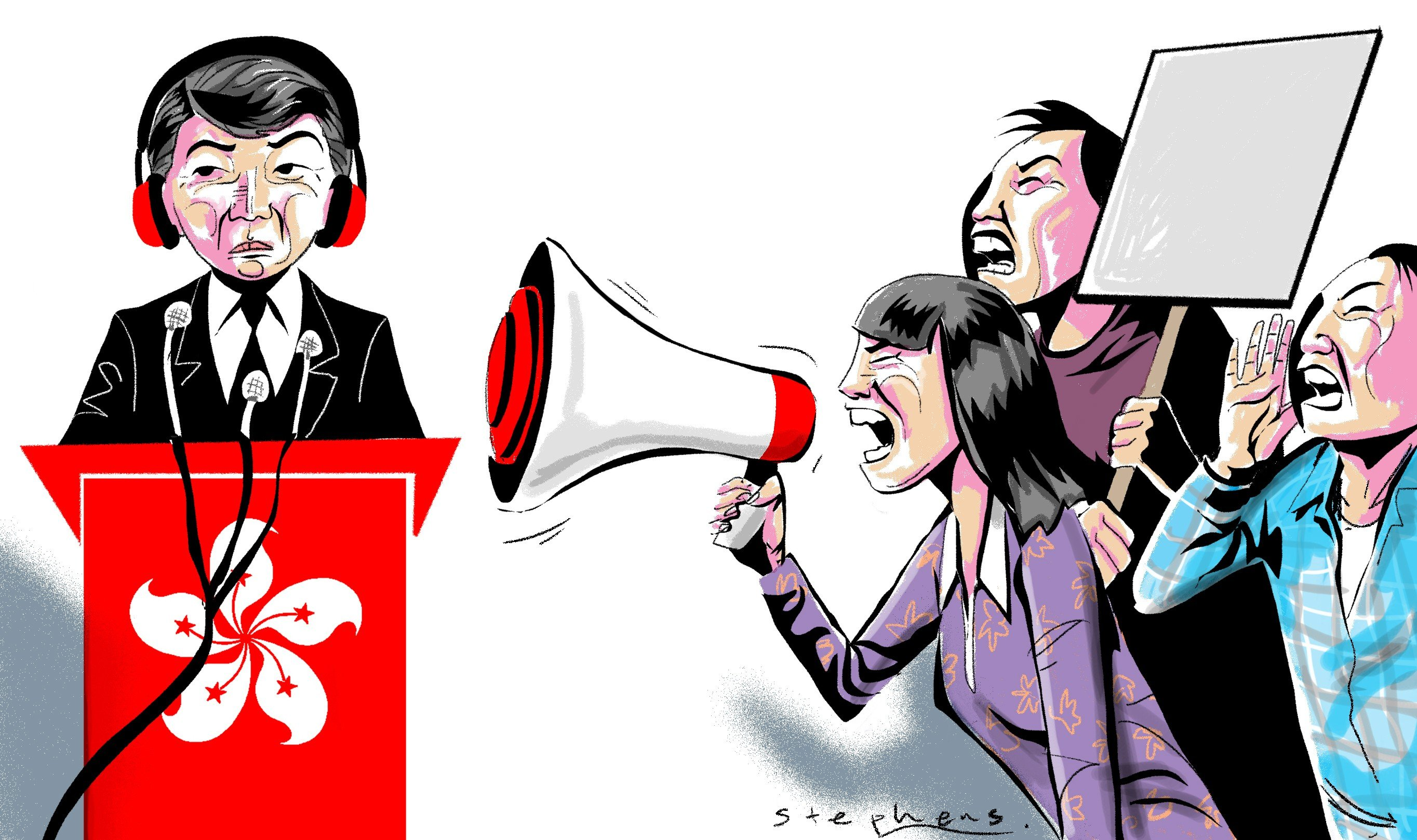 3627d09df With the extradition bill, Hong Kong finds itself in another of its long  parade of crises. If these crises have one thing in common, it is that they  are all ...