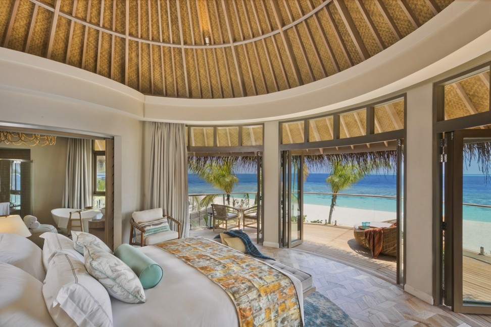 6 of the best new hotels and resorts in Maldives