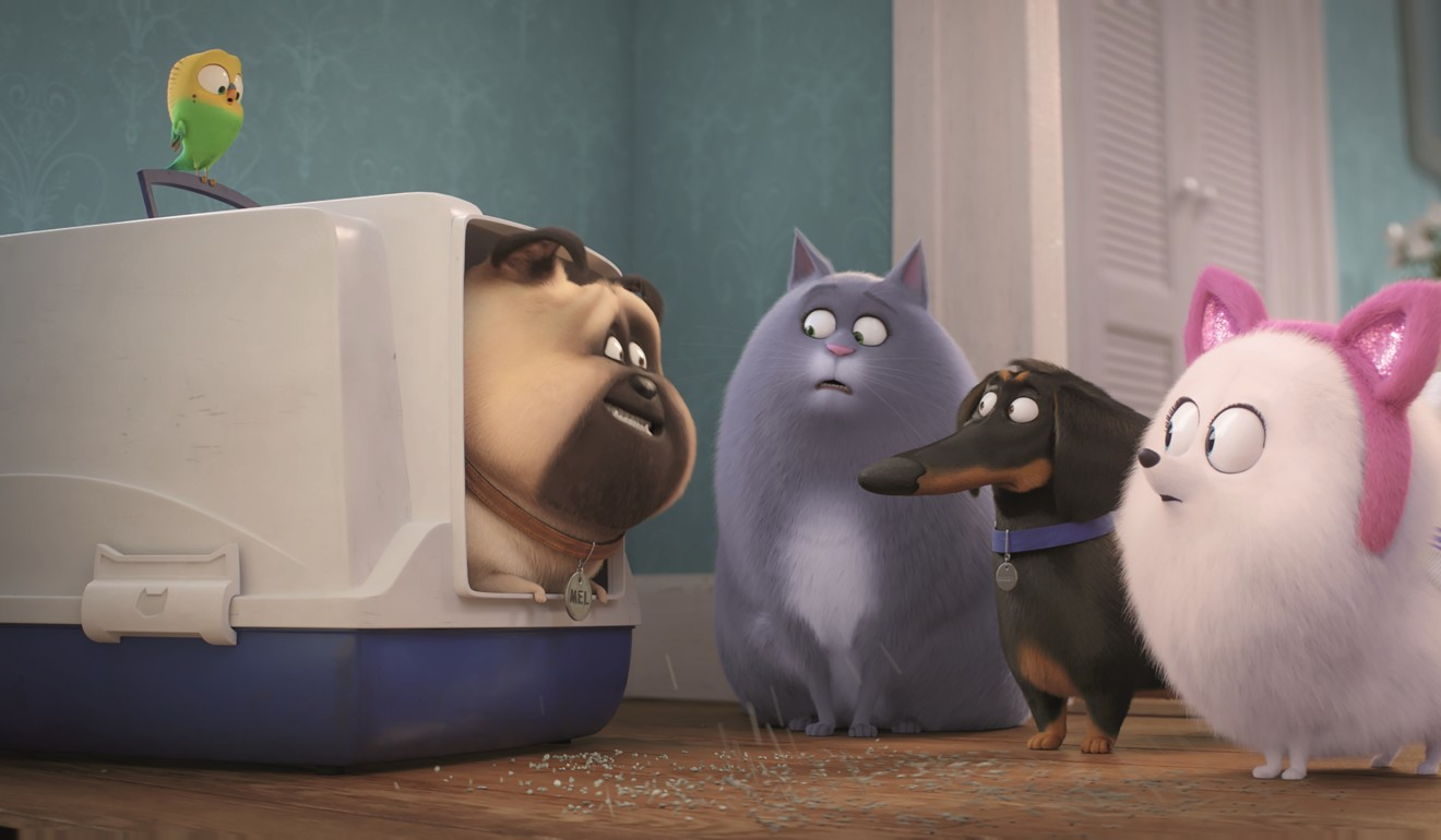 The Secret Life of Pets 2 film review: cheerful fun for all the family