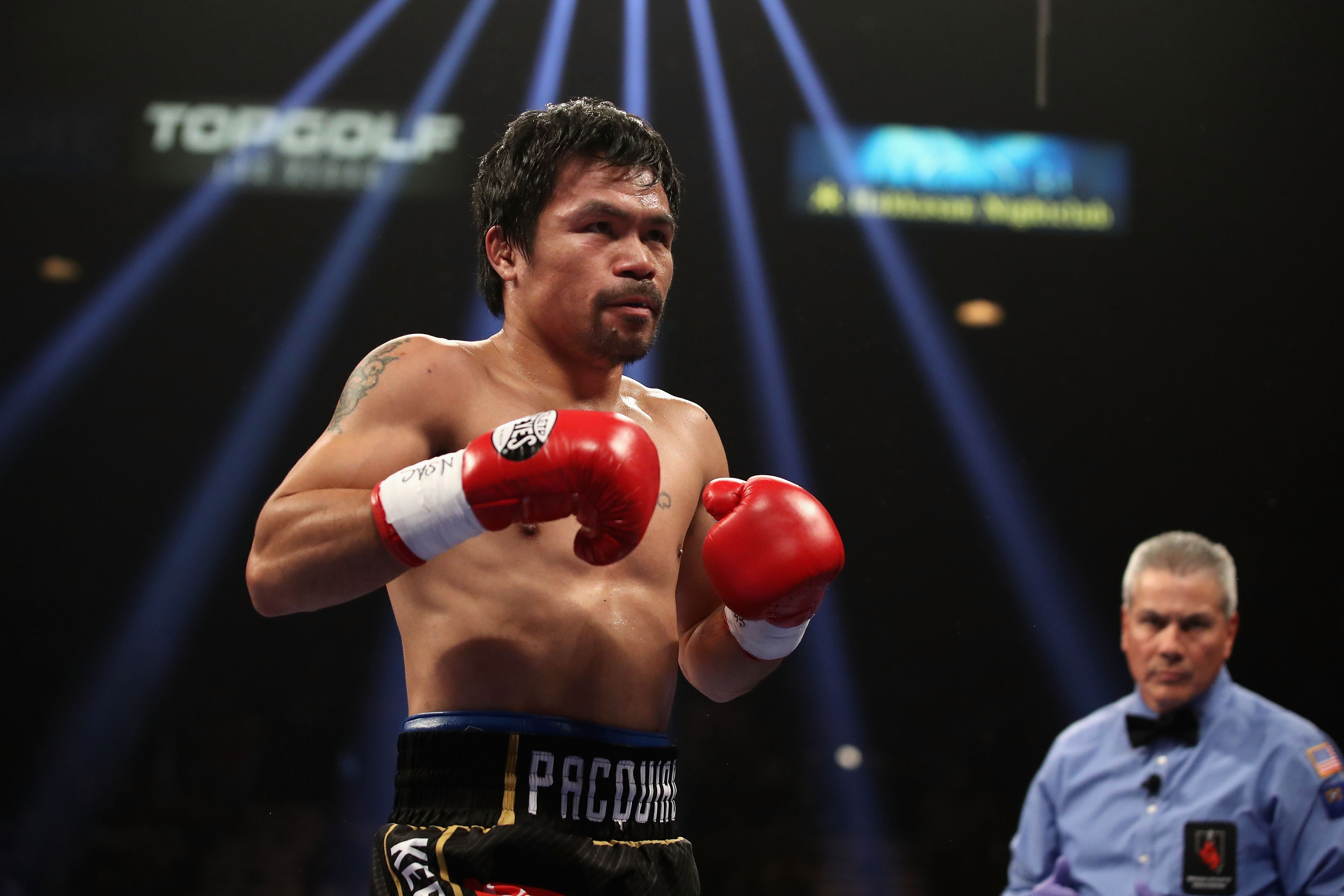 I fought eight hands of Manny Pacquiao': ex-rivals weigh up Pacman's