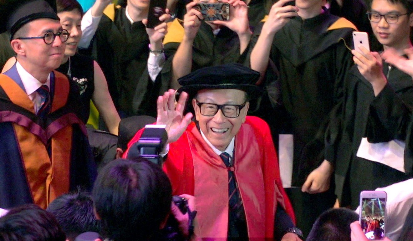 Billionaire's foundation funds tuition fee waiver in first for Chinese university
