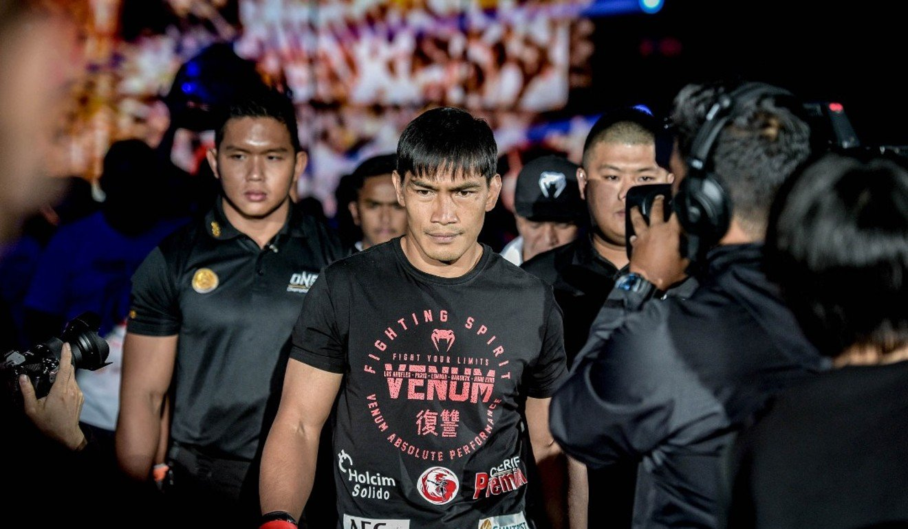 One Championship: Eddie Alvarez coming to 'take another skull' from Eduard Folayang