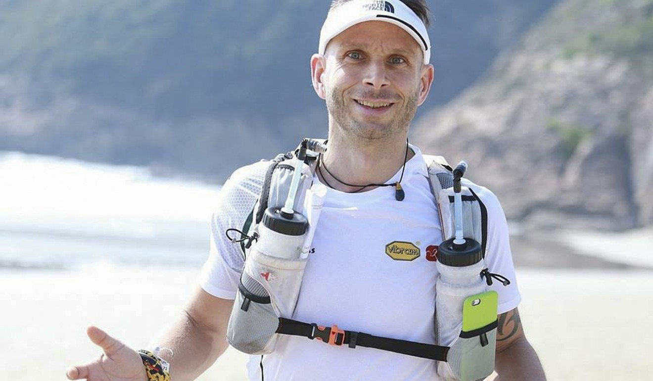 Dennis Philipse is an avid trail runner and the man responsible for bringing the Gay Games to Hong Kong. Photo: Handout