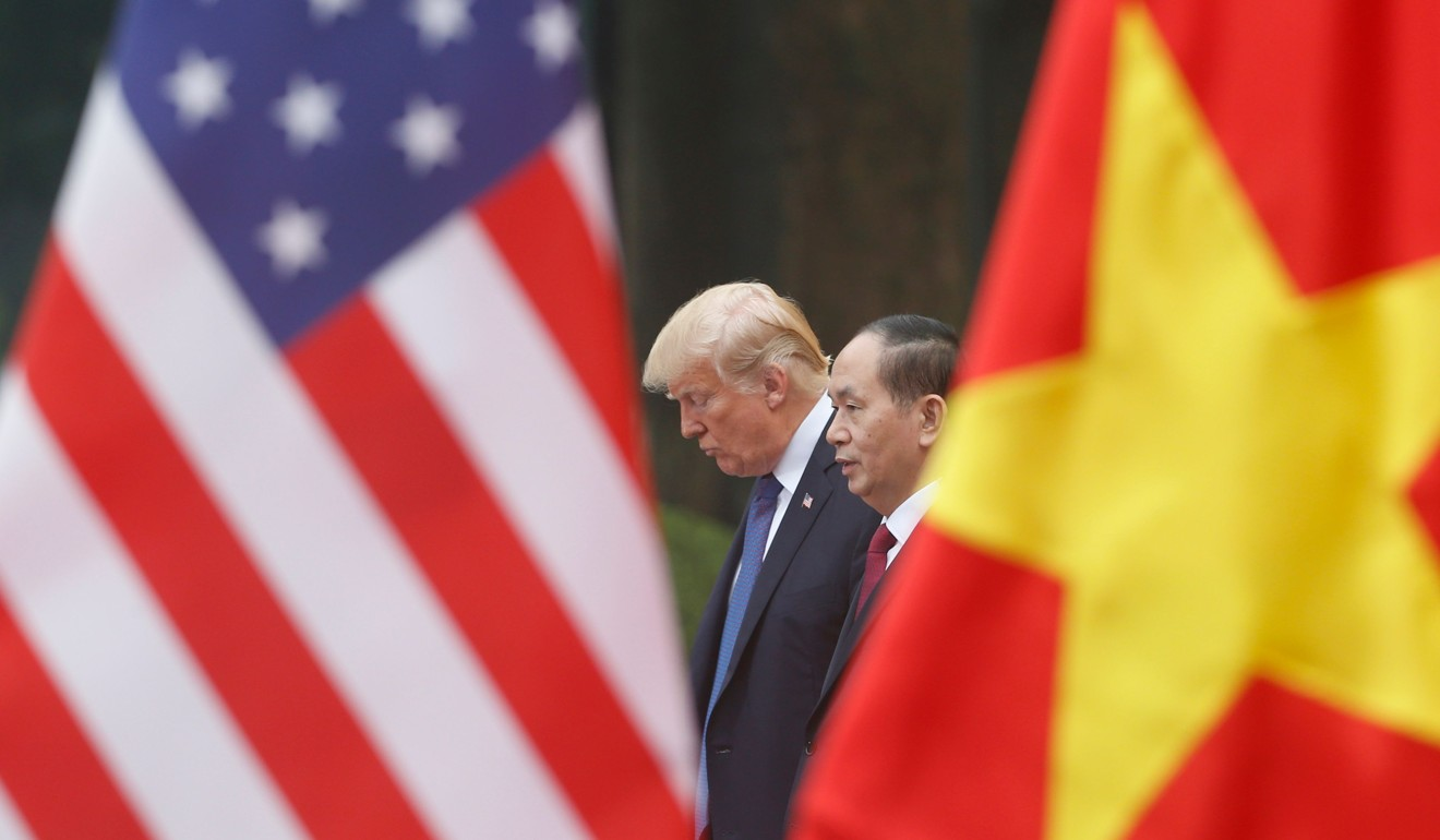 Vietnam has a new partner in its old rivalry with China – the US