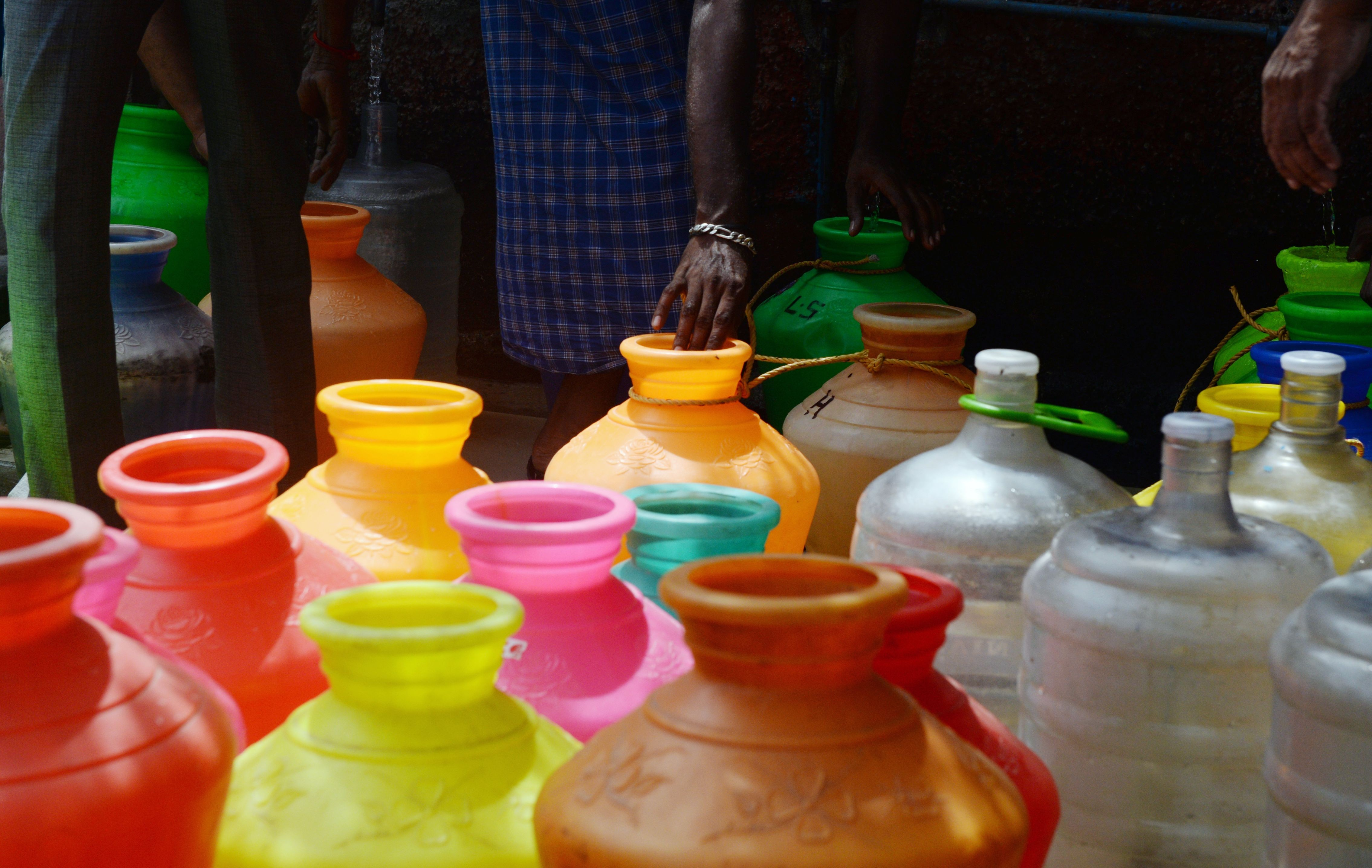 In drought-stricken Chennai, water is now more expensive