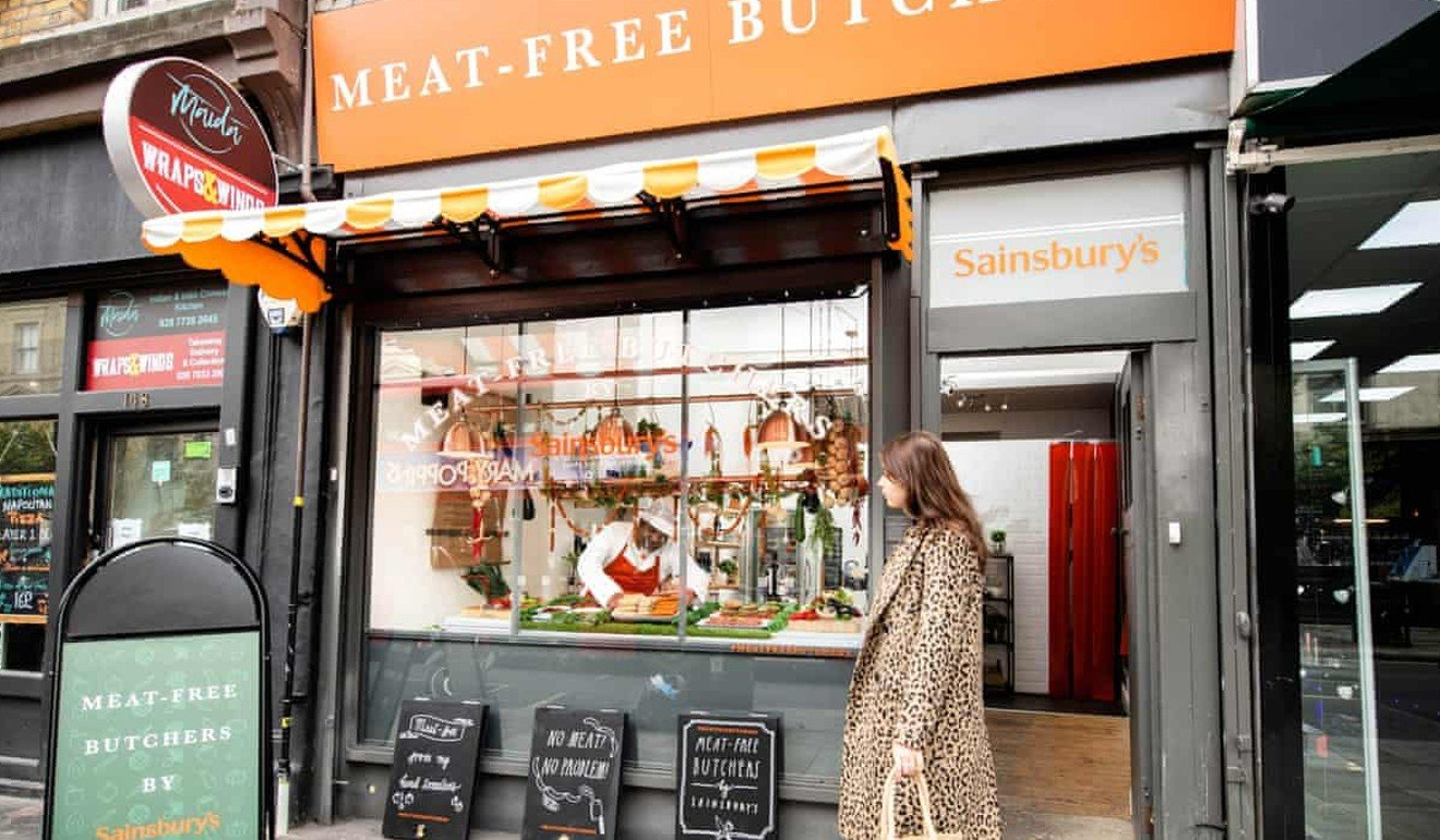 Vegan food taken to the next level: What exactly does a meat-free butcher sell?