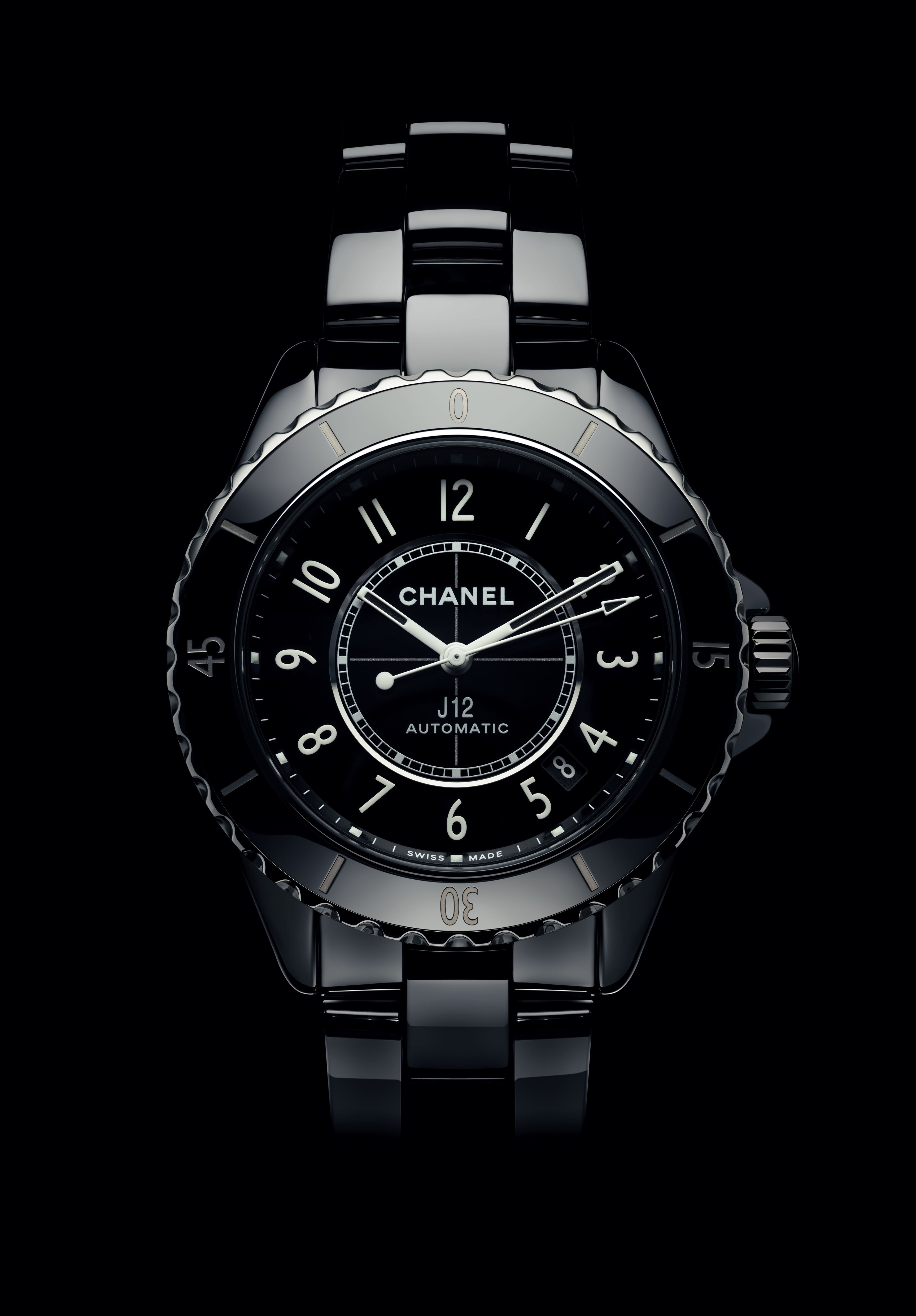 Style Edit Chanel Celebrates Iconic J12 Diving Watch S 20th