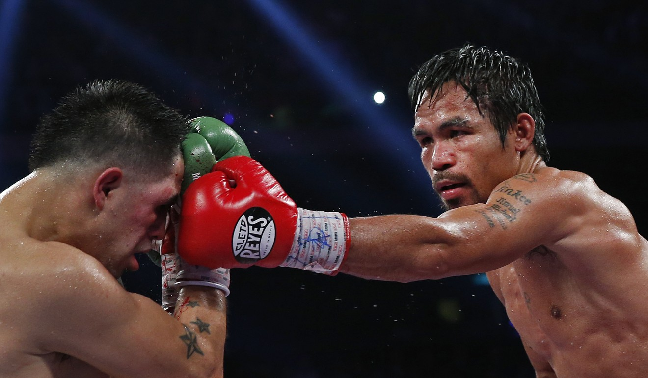 'I fought eight hands': Manny Pacquiao's old rivals weigh up his chances against Keith Thurman