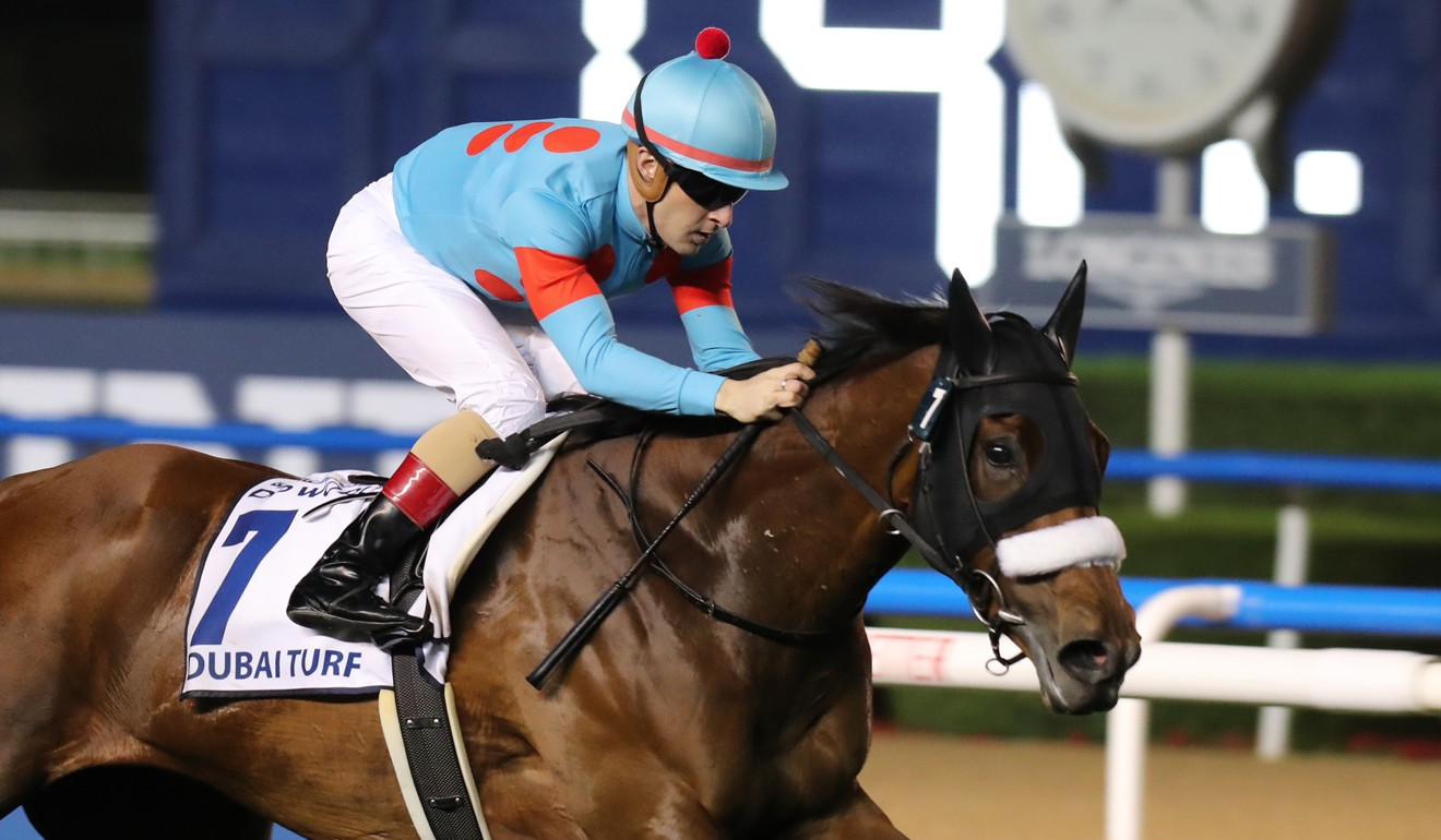 Fan favourite Almond Eye is absent from Sunday's Group One.