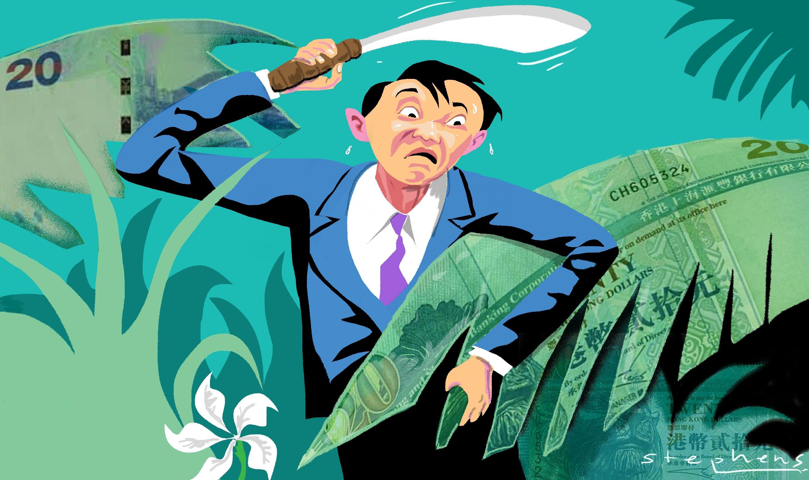 Hong Kong needs radical social and economic reform  Let's