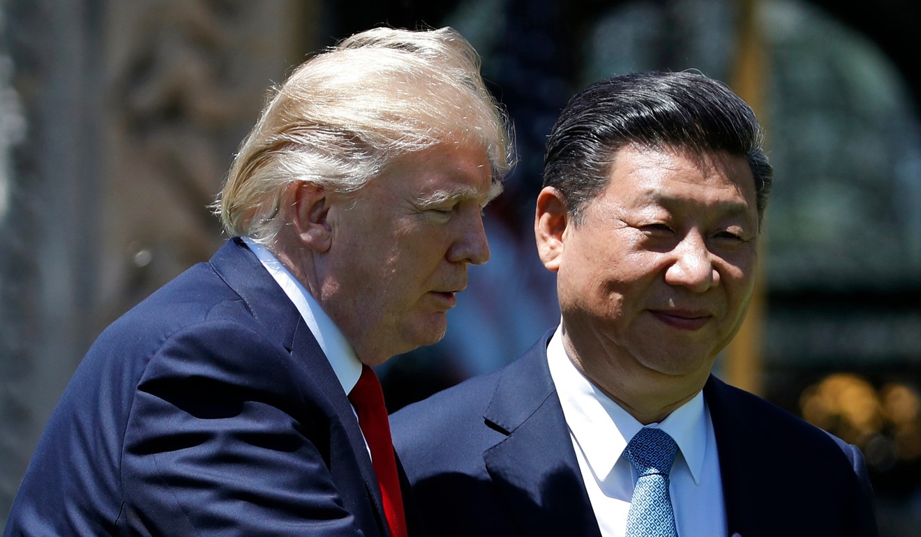 Xi told Trump on Tuesday he was willing to meet in Japan. Photo: AP