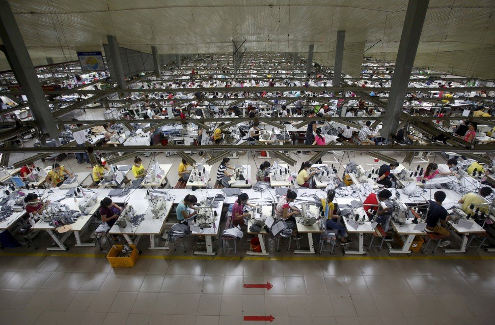 Vietnam to China and back: How one illegal factory worker embodies the trade war manufacturing exodus