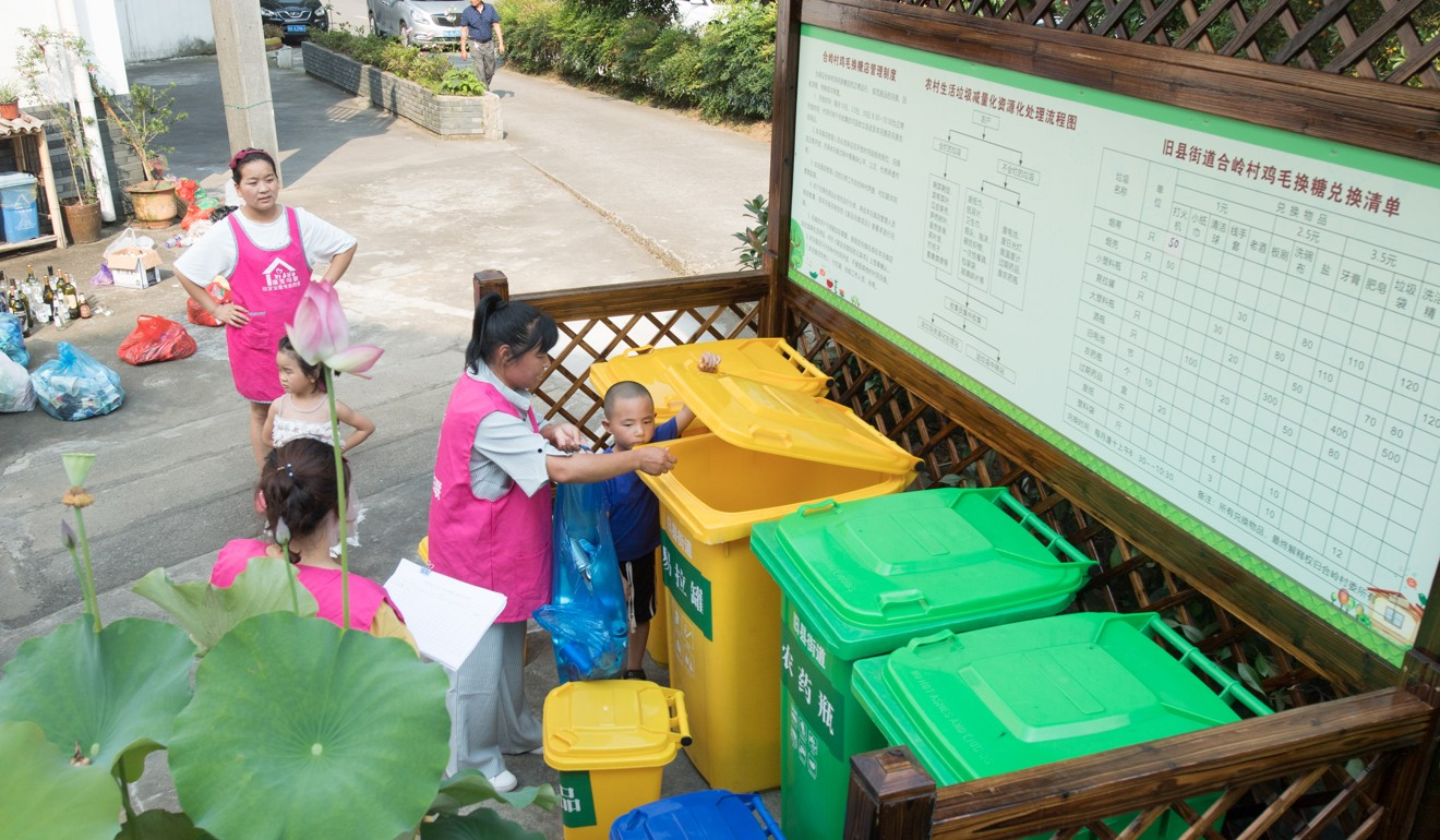 China is waging war on waste and Hong Kong needs to think bigger about how to manage its rubbish