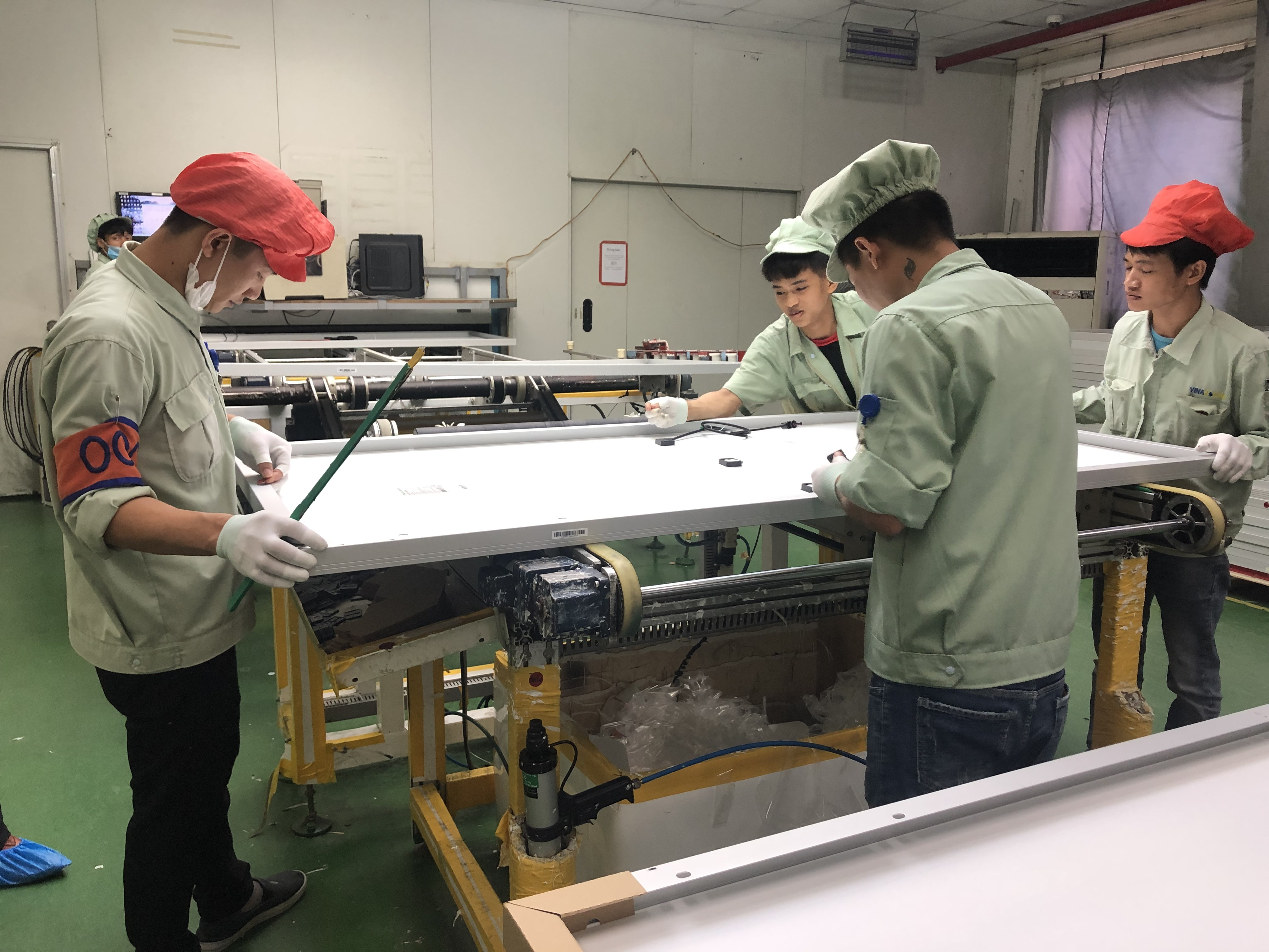China's textile capital Suzhou was struggling before the