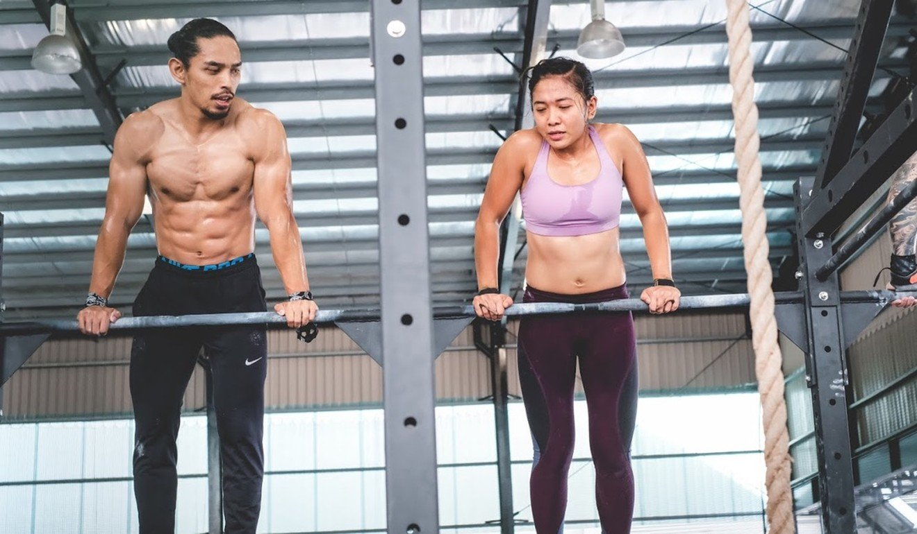 Amira Ayob said she hopes the stigma around women being buff changes in Malaysia. Photo: Handout