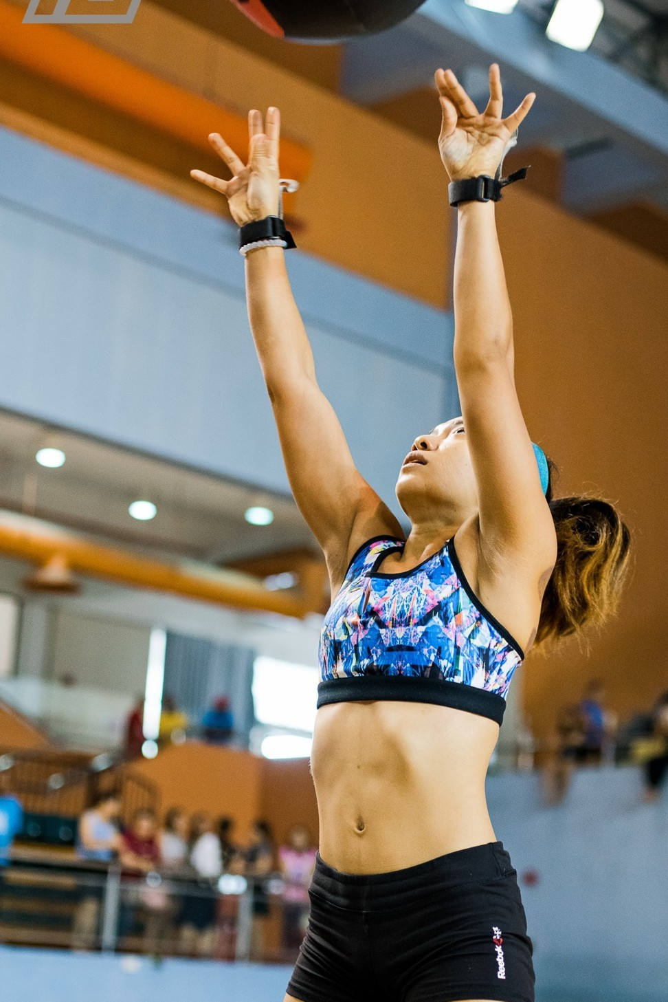 Amira Ayob, who used to work as a civil engineer, is now a part-time CrossFit coach. Photo: Handout