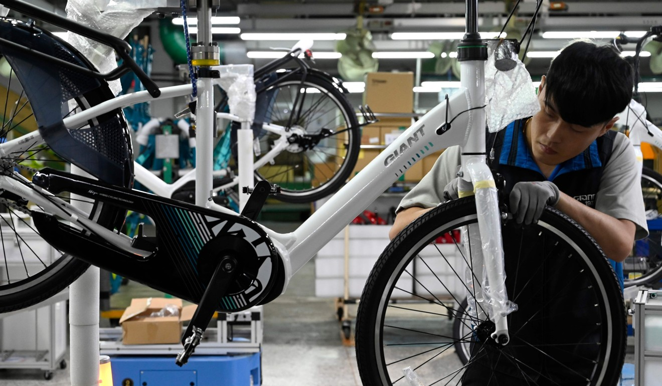 Taiwan's bike makers bank on e-bikes to power them to the top in wake of US-China trade war