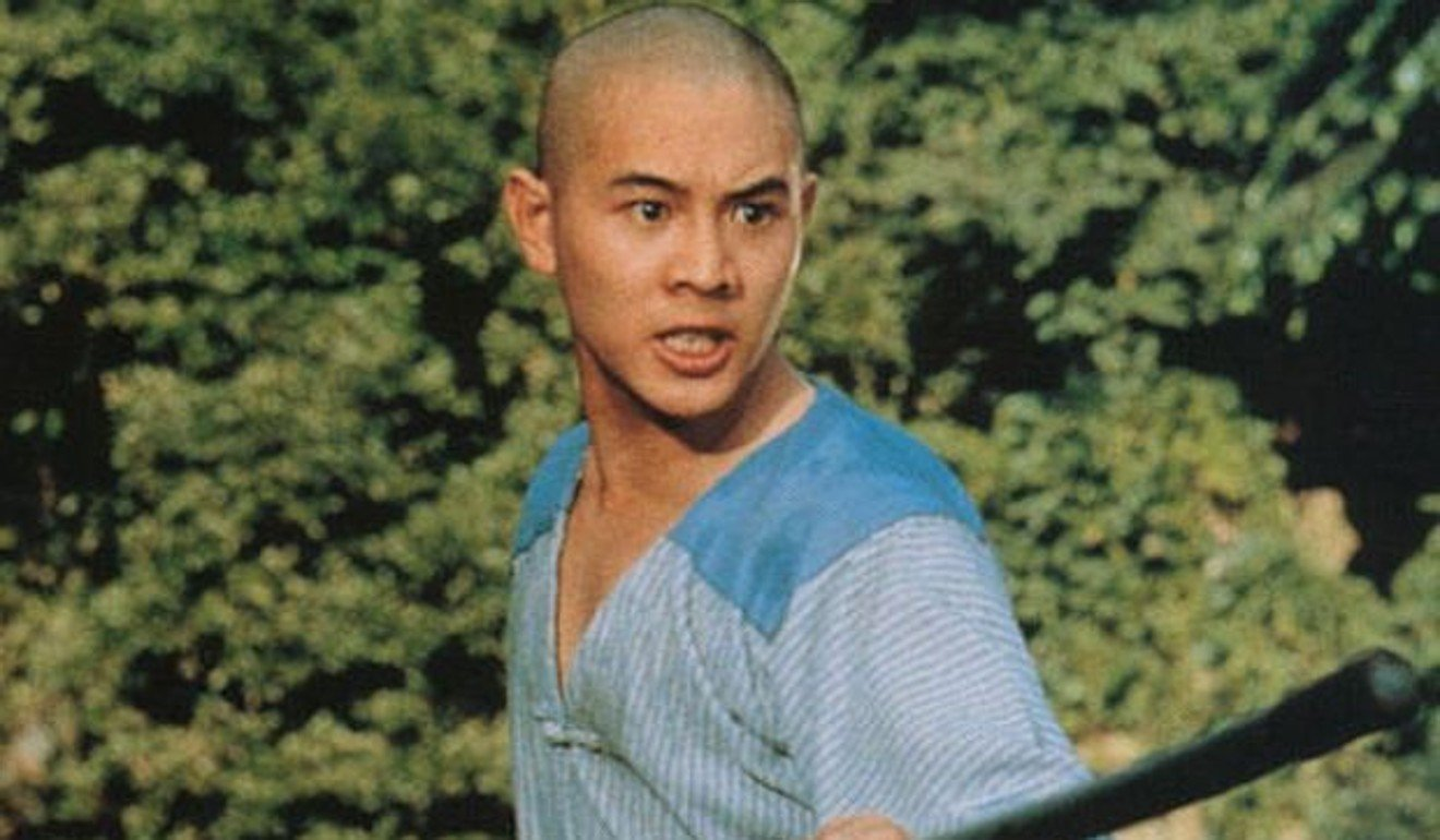 Jet Li's The Shaolin Temple helped make martial arts mainstream. Photo: Twitter