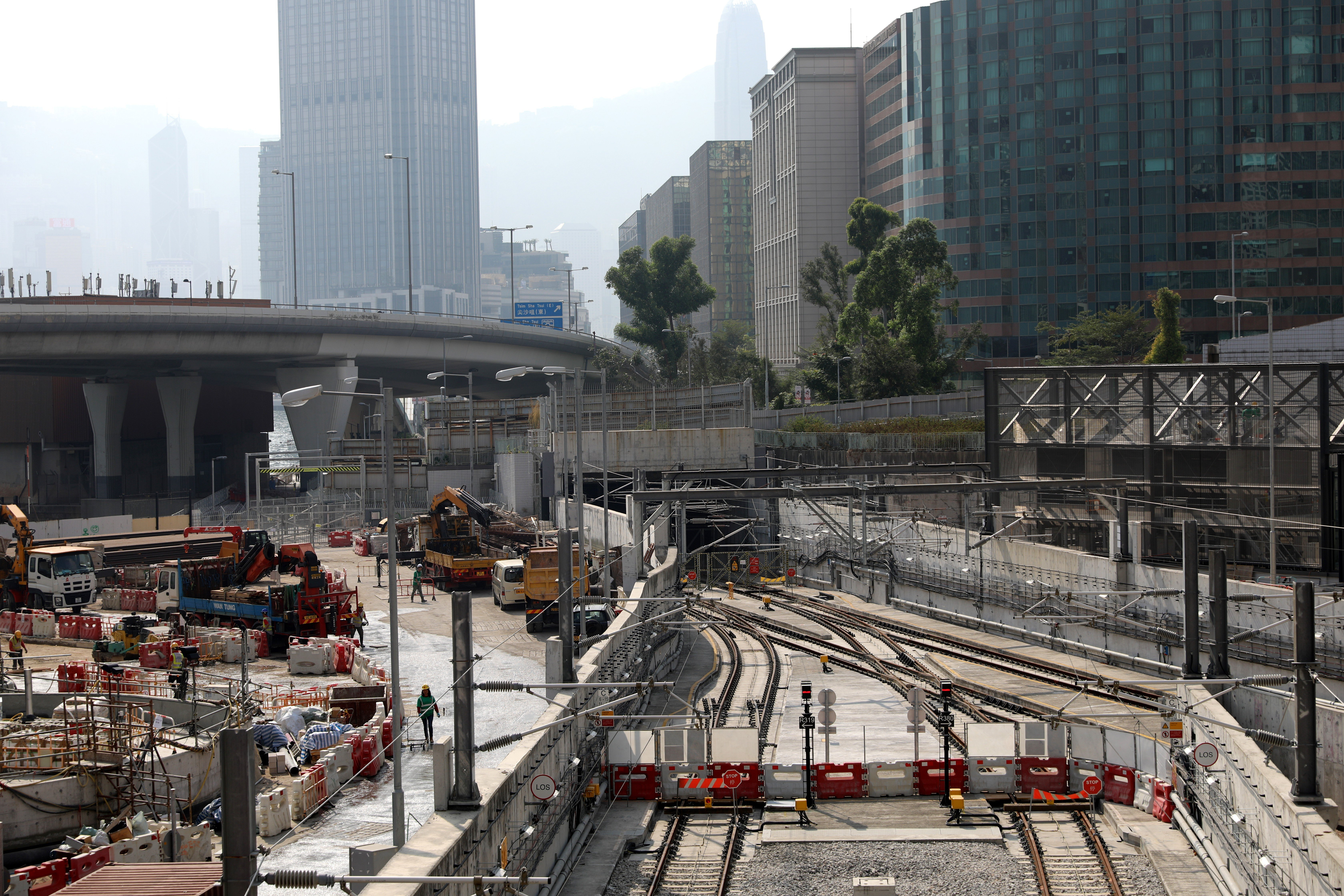 MTR Corporation to spend six to nine months bolstering Hung