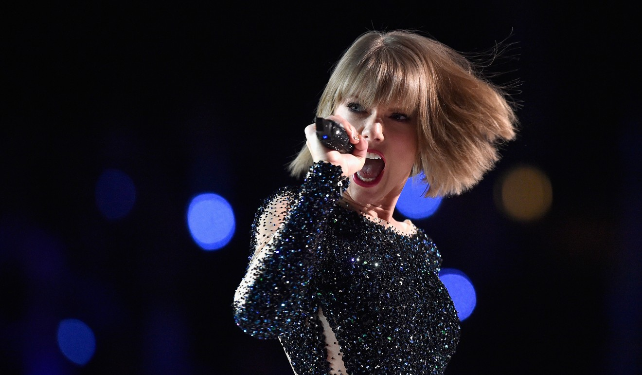 Taylor Swift is one in a very long list of Universal artists who could be affected by US-China trade conflict. Photo: AFP
