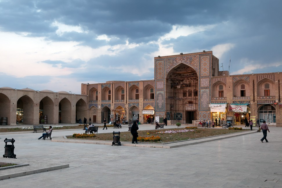 The Ganjali Khan Complex, in Iran. Photo: Shutterstock