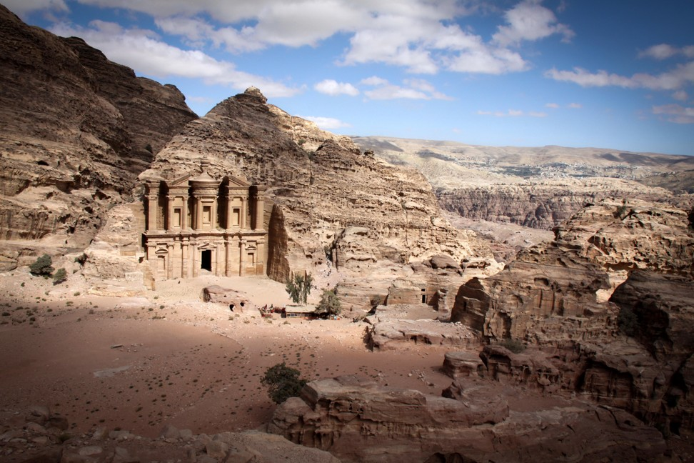 Petra, in Jordan. Photo: Alamy