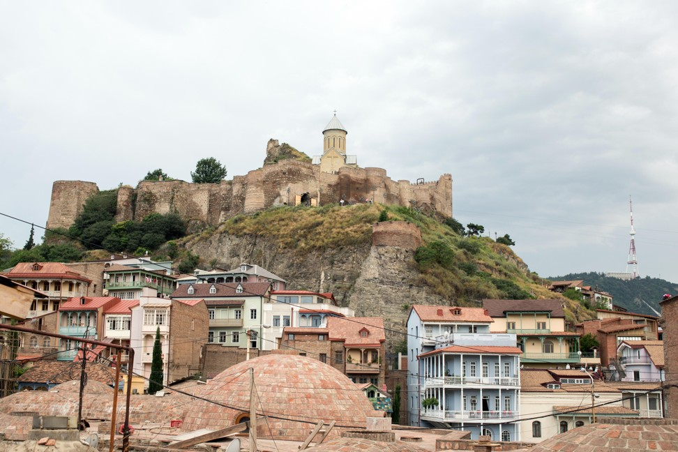 A street in old town of Tbilisi, Georgia. Photo: Alamy