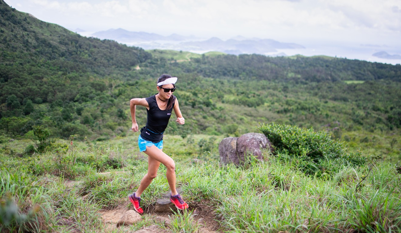 You have to be willing to sacrifice to see the improvements Janice Cheung has achieved. Photo: Alan Li/@we_run_we_photo