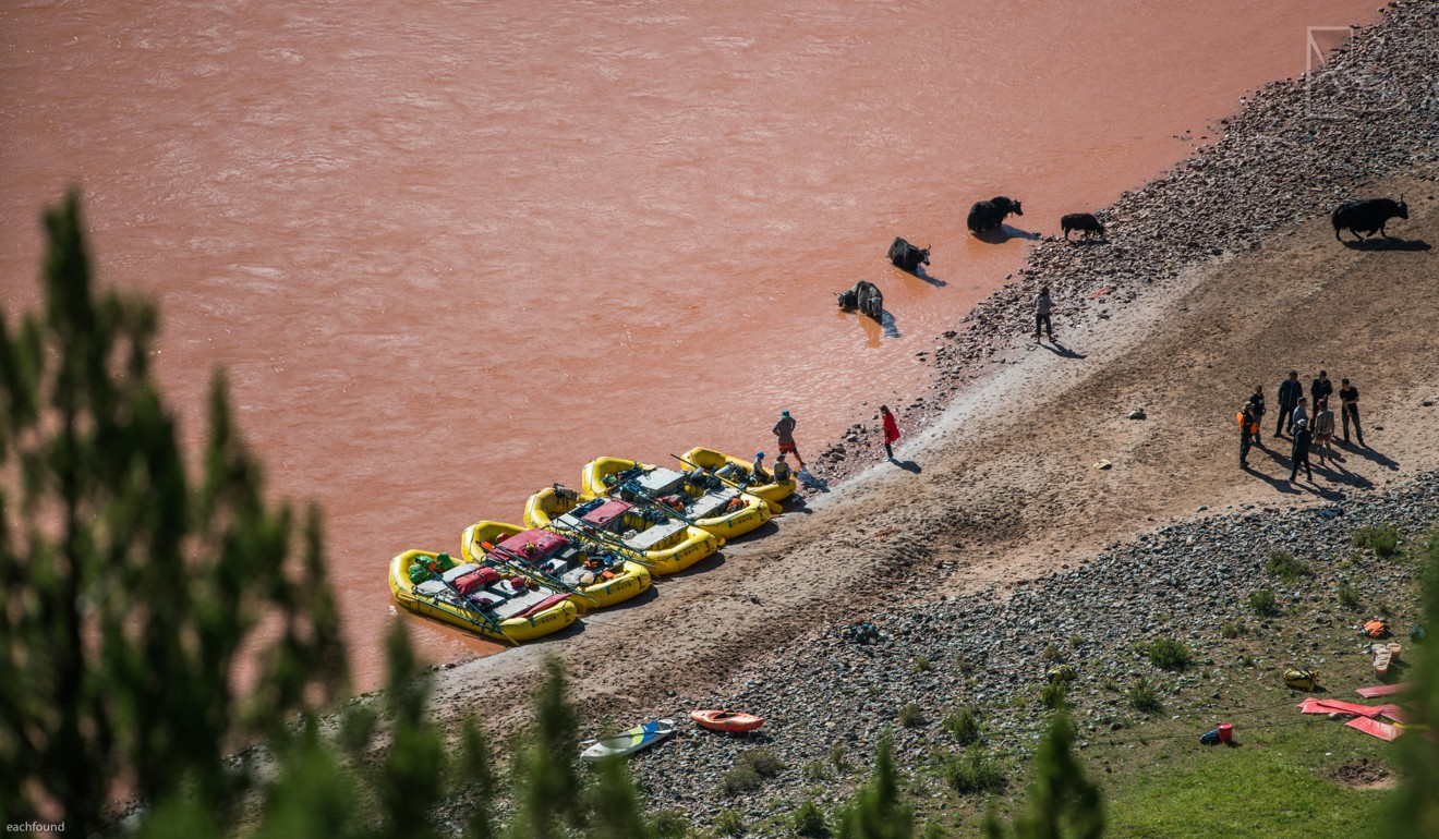 Travis Winn leads the way on river conservation in China, 'jumping back into the fire' to stop damming and kick-start water sports