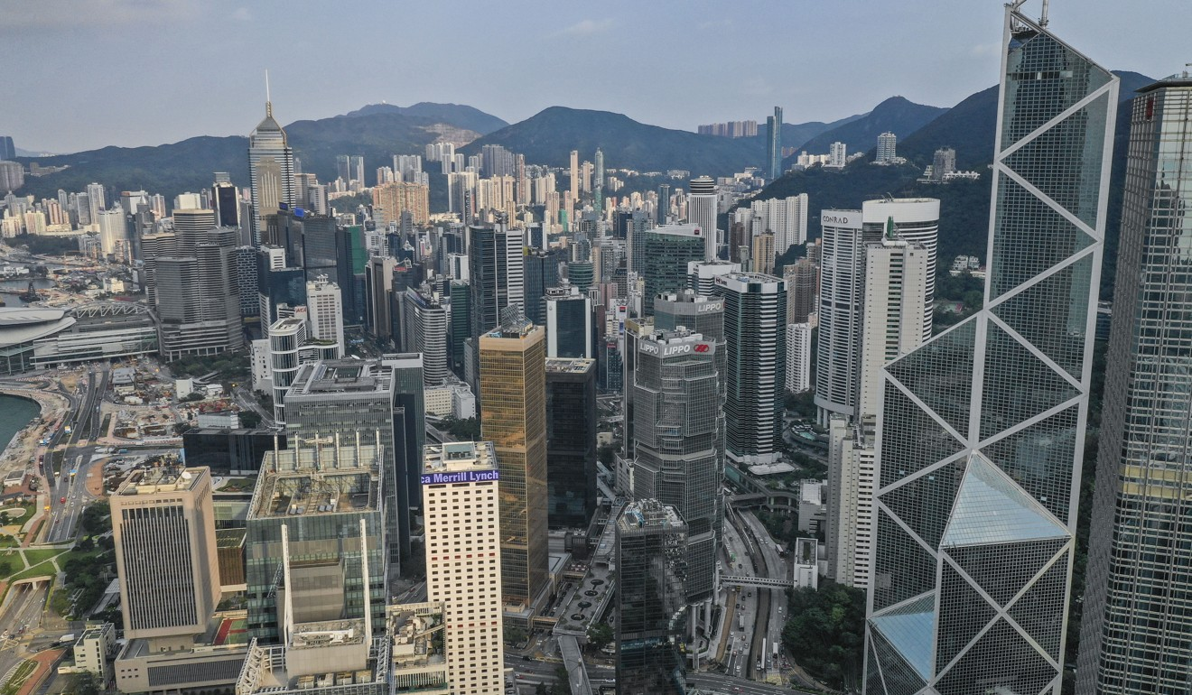 Hong Kong's high property prices are among the sources of financial worry for parents. Photo: Winson Wong