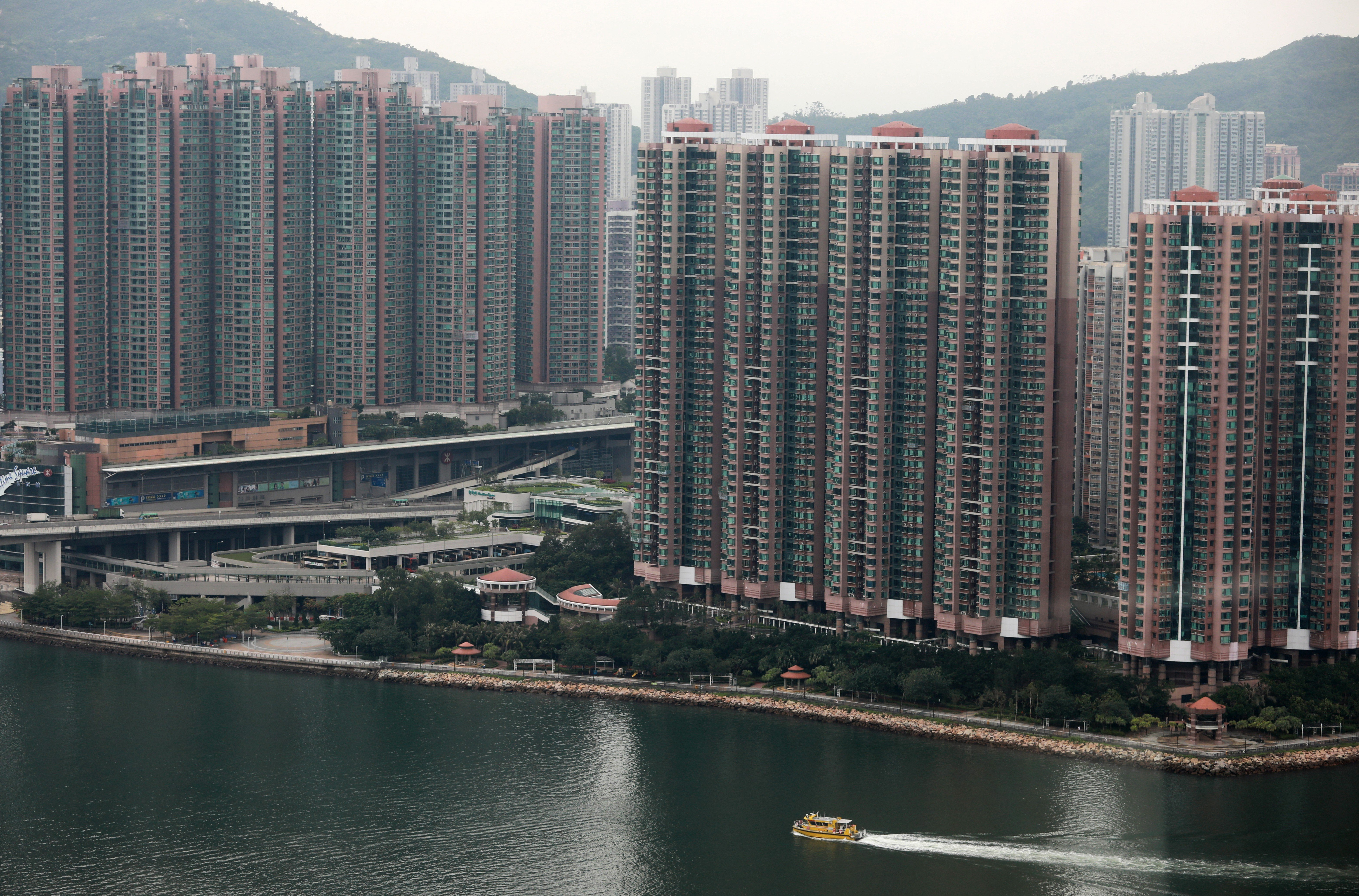 Hong Kongs Government Releases Smallest Allotment Of Land
