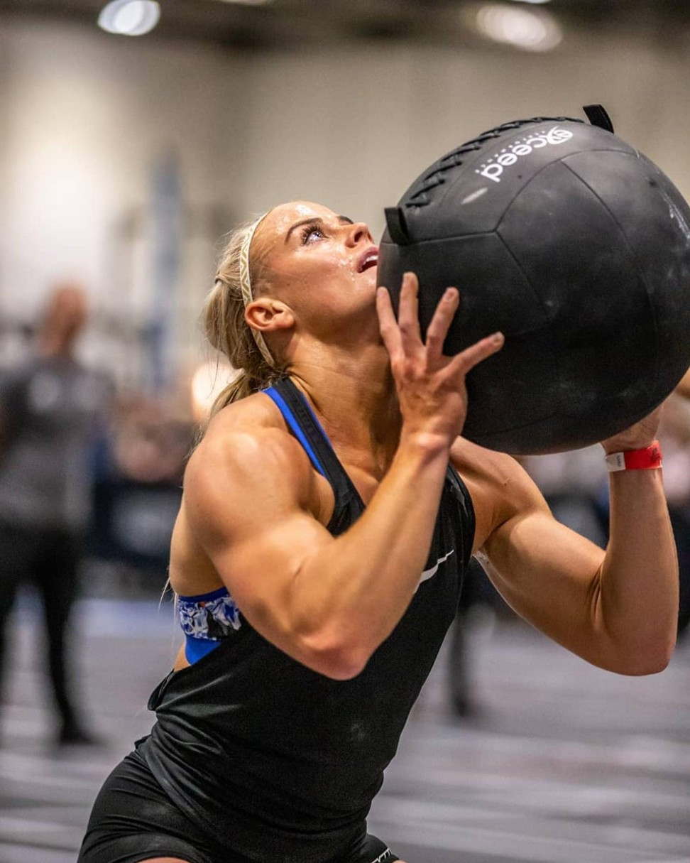 The Icelandic women have dominated the sport over the past few years, sans Tia-Clair Toomey. Photo: CrossFit