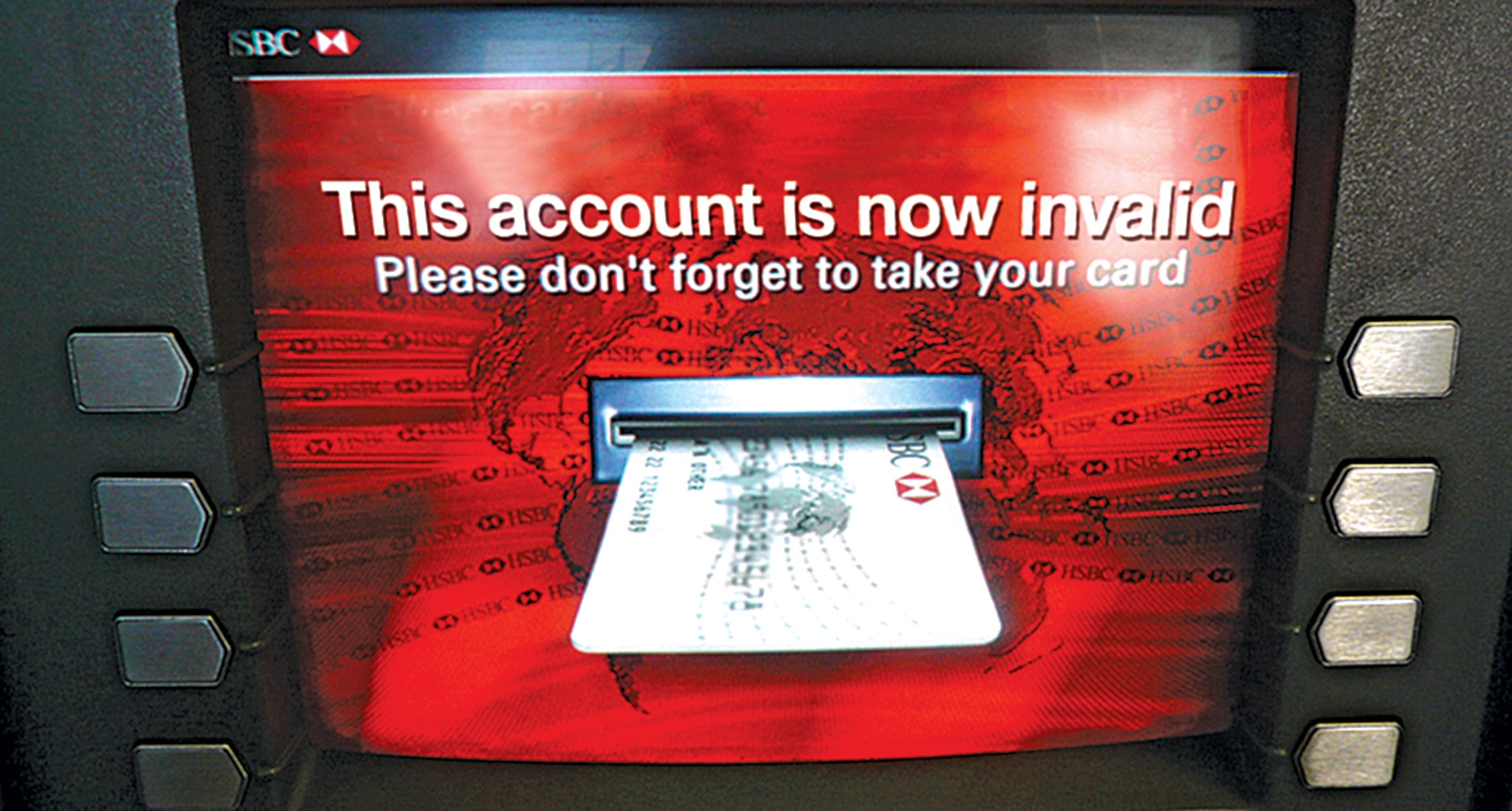 How bank's security questions left one user angry and