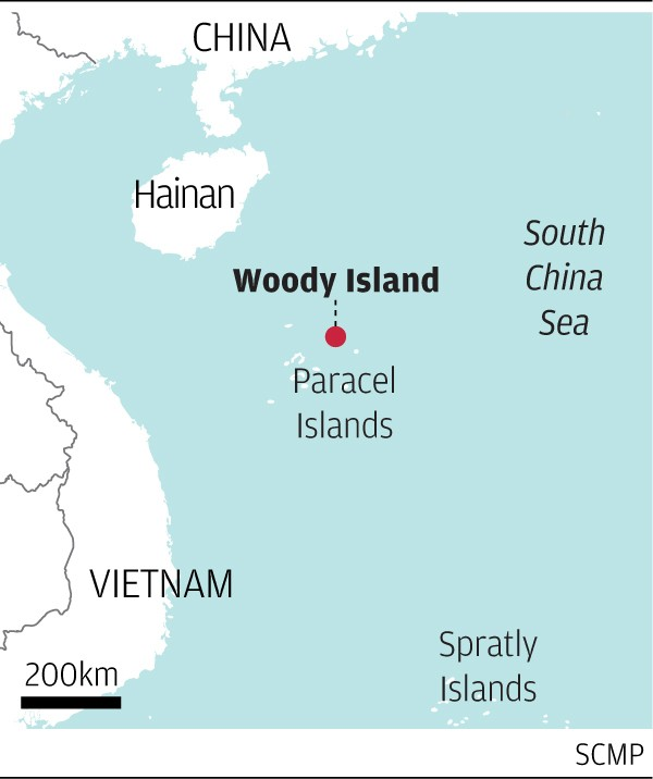 USA  criticises Chinese 'missile launches' in South China Sea