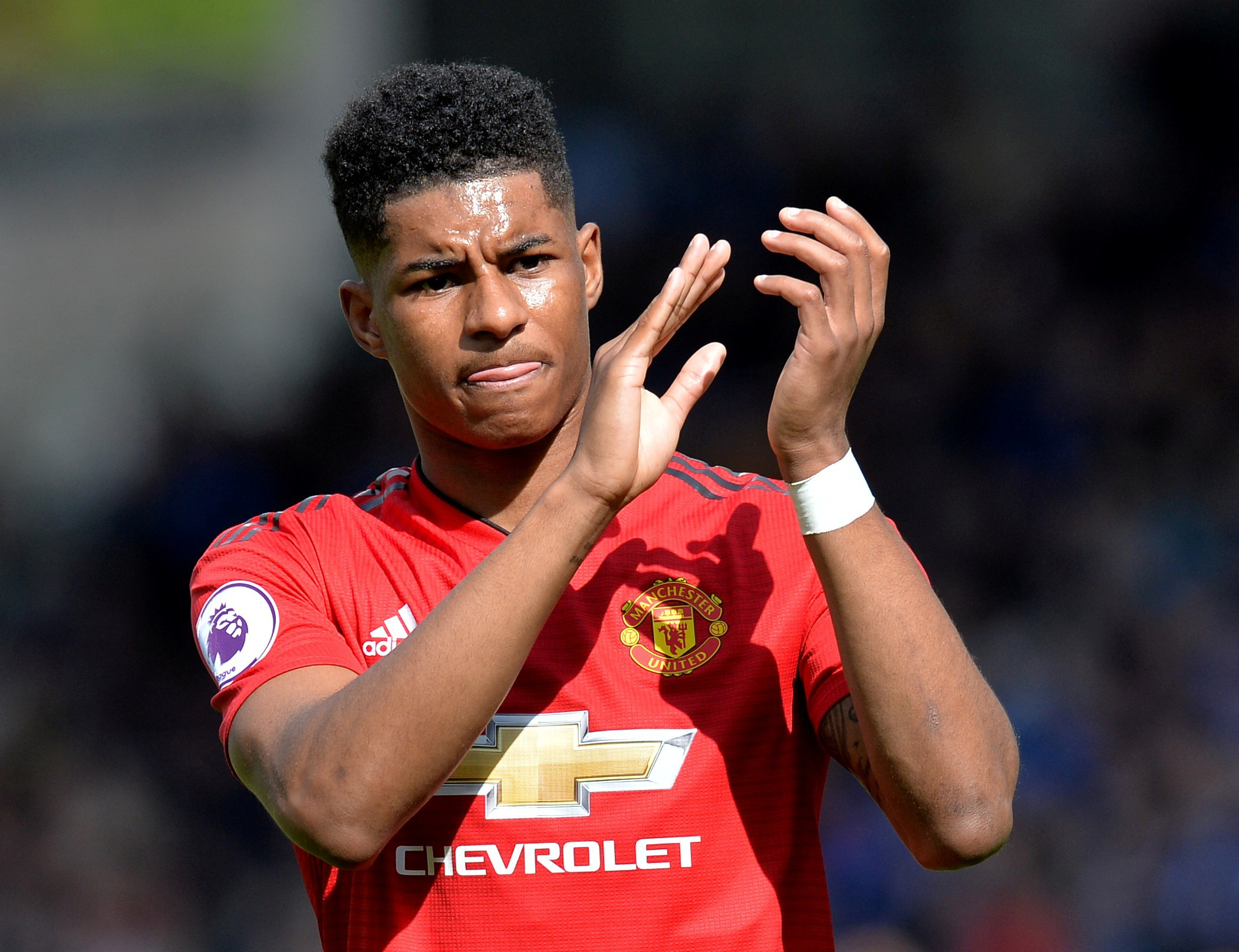Marcus Rashford extends Manchester United stay: not even securing