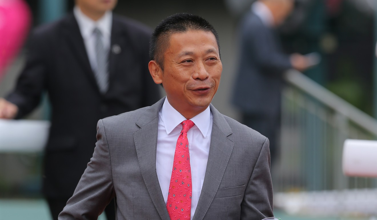 Trainer Danny Shum hopes Perfect Match takes to the Valley under race conditions.