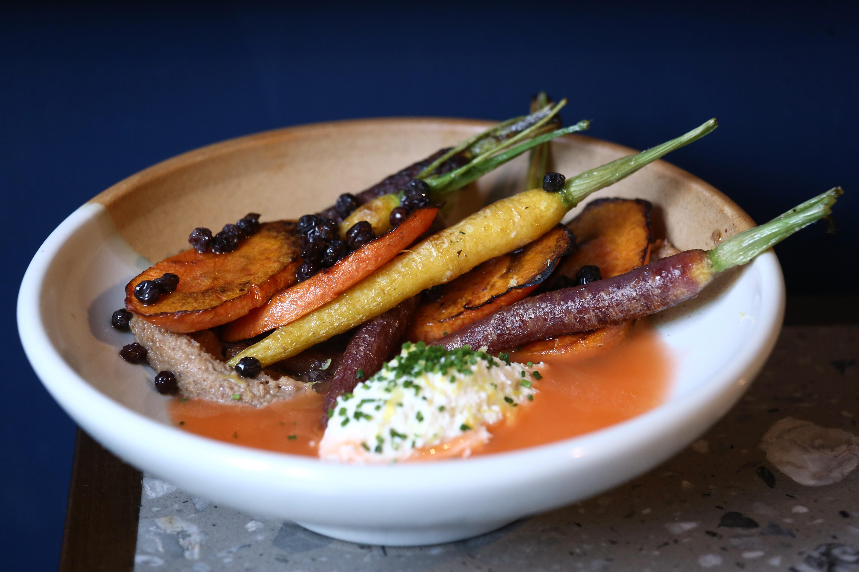 Visit Hong Kong's Kinship restaurant where vegetarian dishes wow on