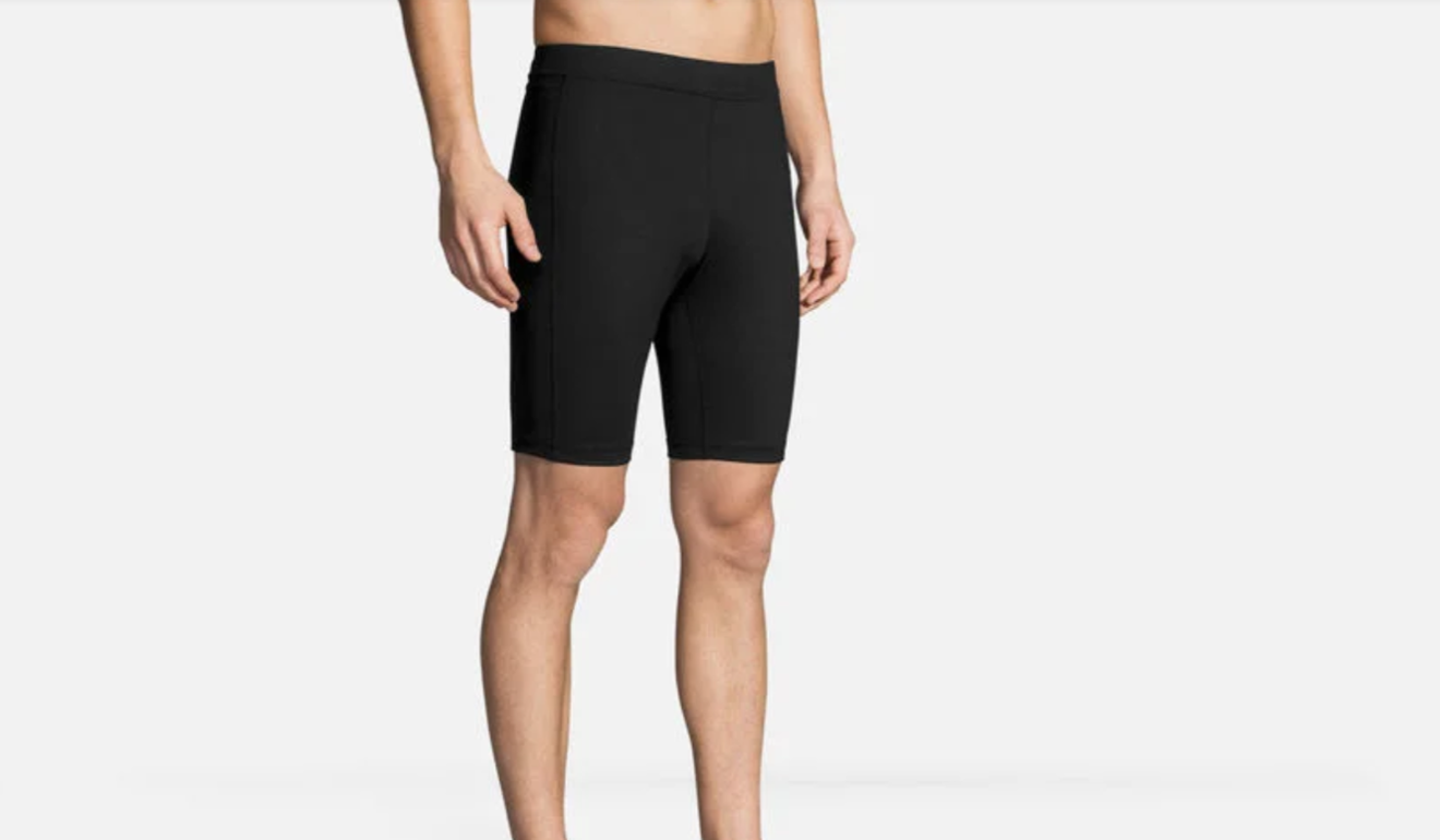 Brooks' shorts have a fatlock seam to avoid chafing. Photo: Brooks