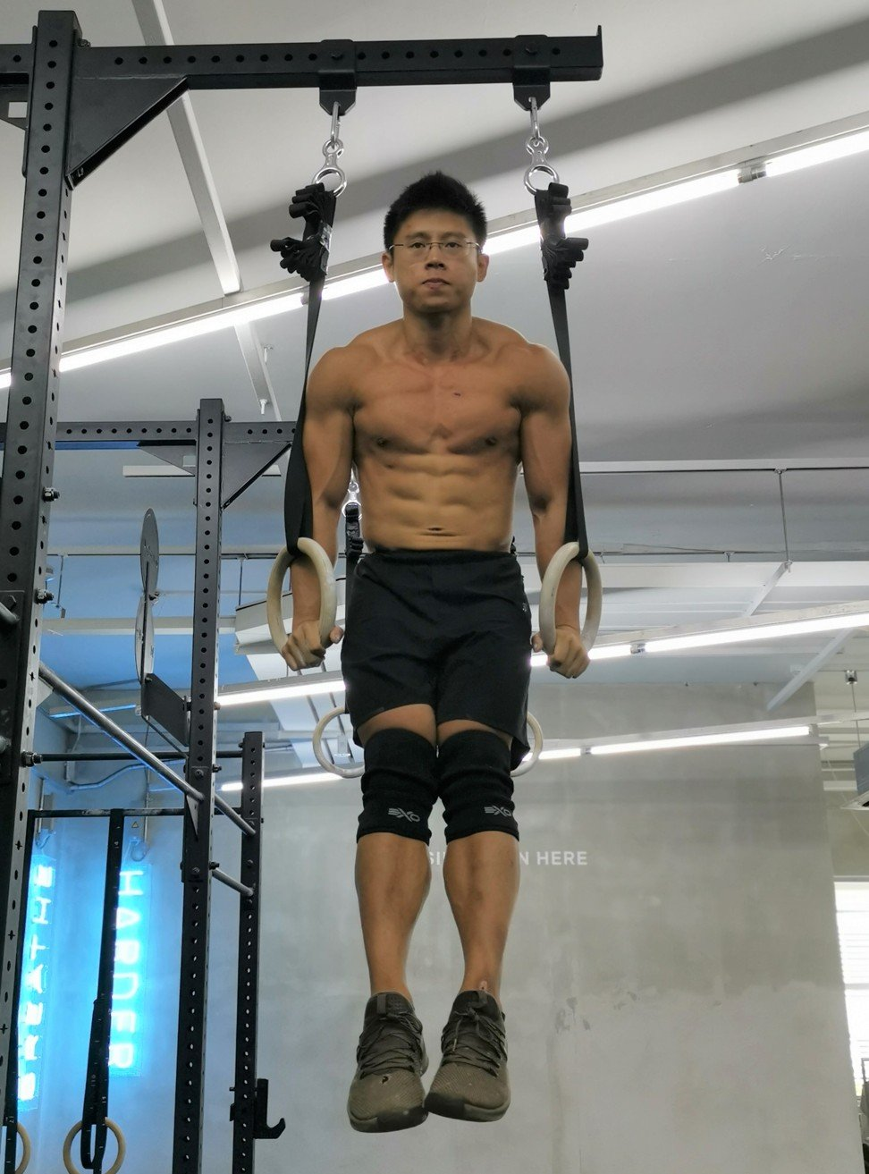 Medical student and CrossFitter Ian Wee said he also has his sights set on a PhD. Photo: Handout