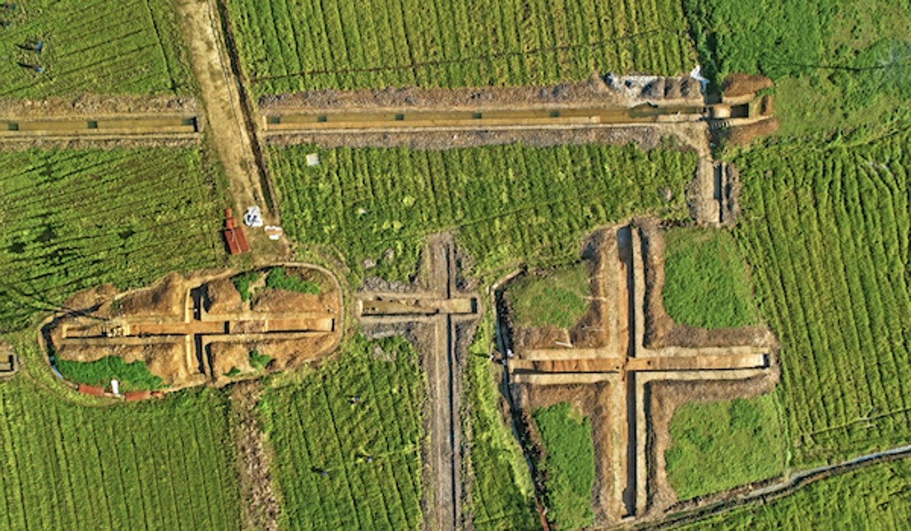 Ancient Chinese city ruins become country's latest Unesco World Heritage Site