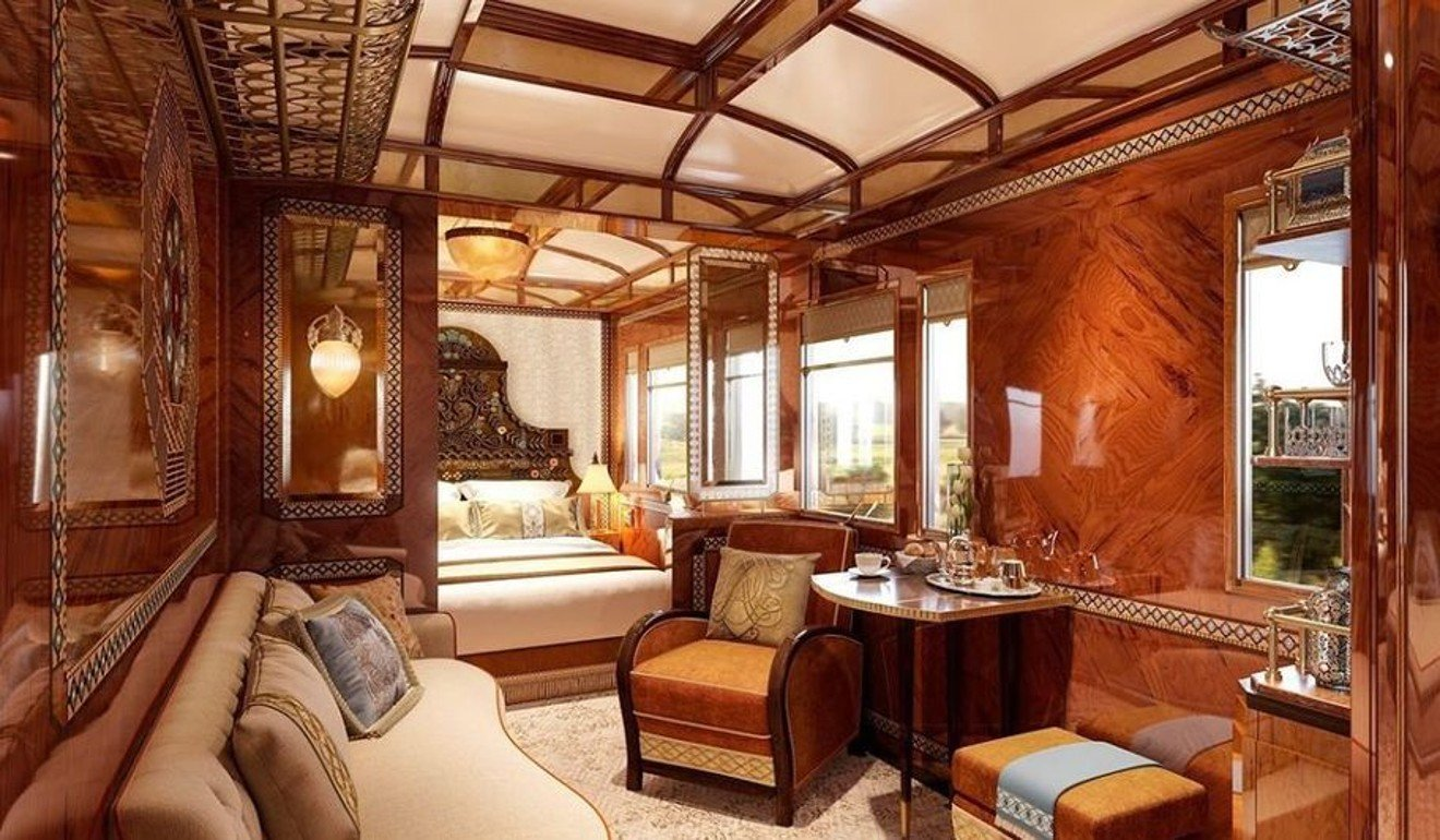 Why four nights in a new grand suite on the Venice Simplon-Orient-Express will cost you US$32,000
