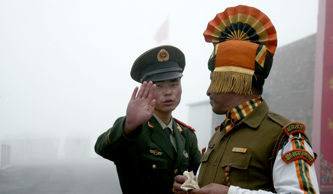 China and India have sought to repair relations after a tense stand-off at Doklam. Photo: AFP