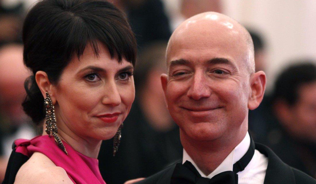 How MacKenzie Bezos, ex-wife of Jeff Bezos, became the third