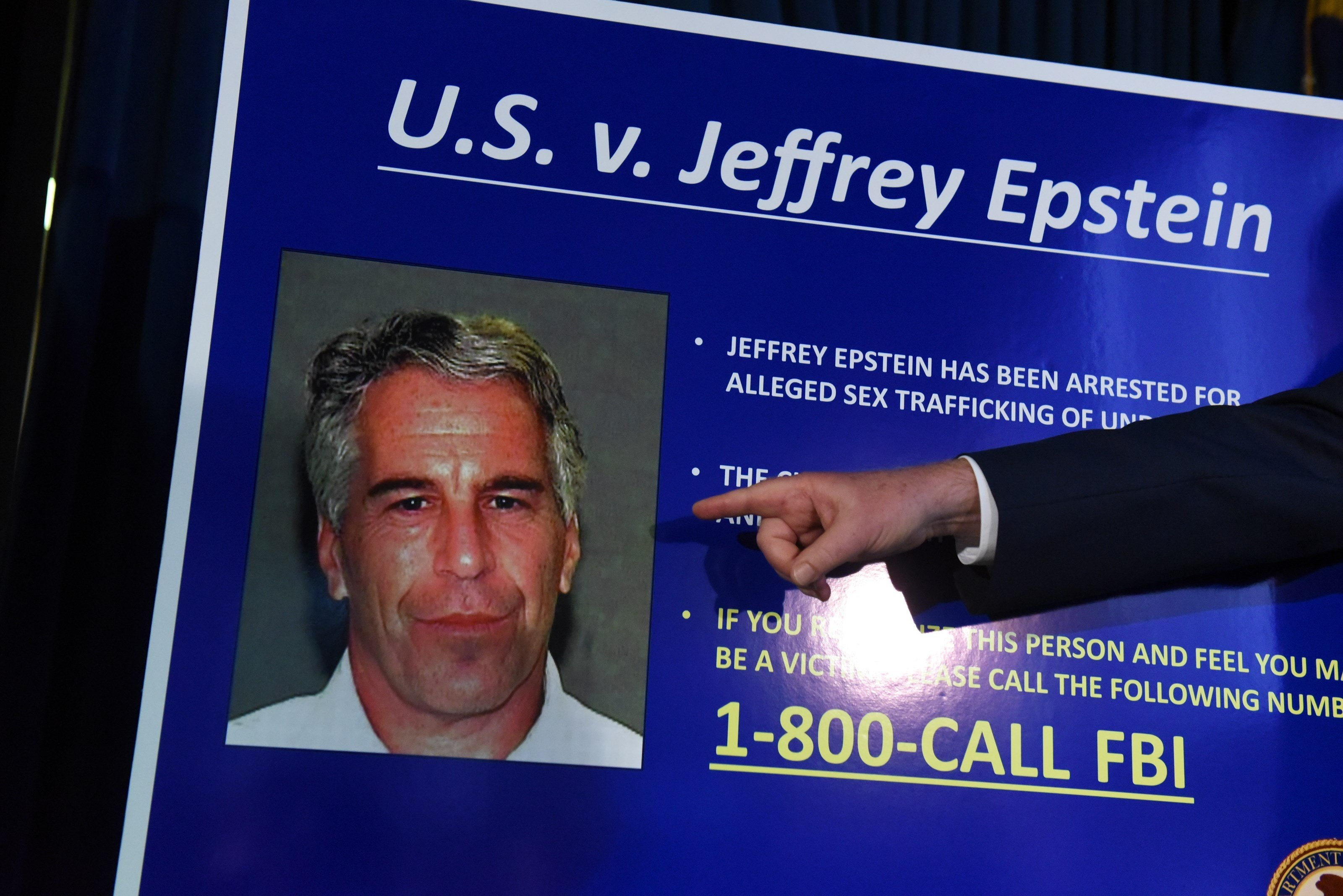 Lolita Express' and the famous friends of Jeffrey Epstein, US