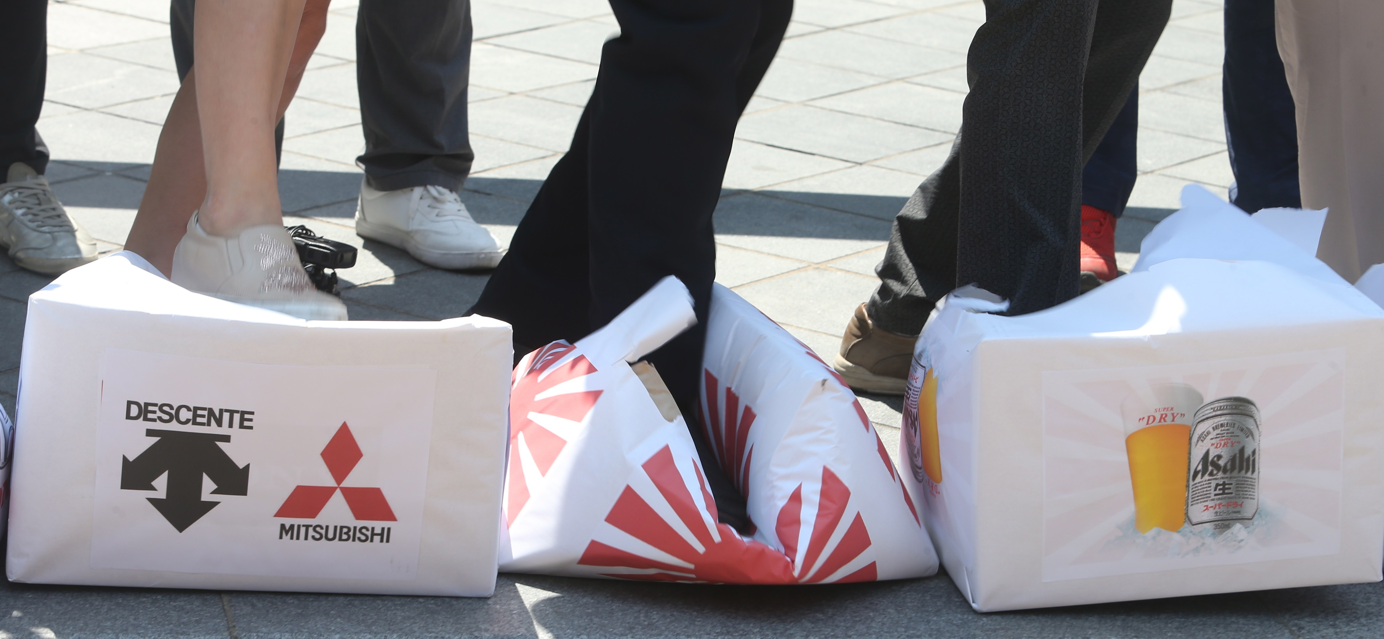 Japan rules out relaxing curbs on hi-tech materials exported to