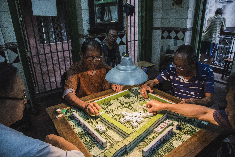 Chinese Indians Take Comfort In Mahjong As Kolkata Chinatown