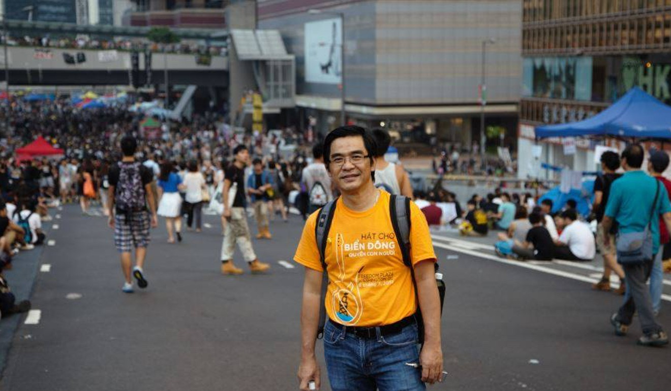 An ode to Hong Kong's extradition bill protesters, penned by Vietnamese-American dissidents