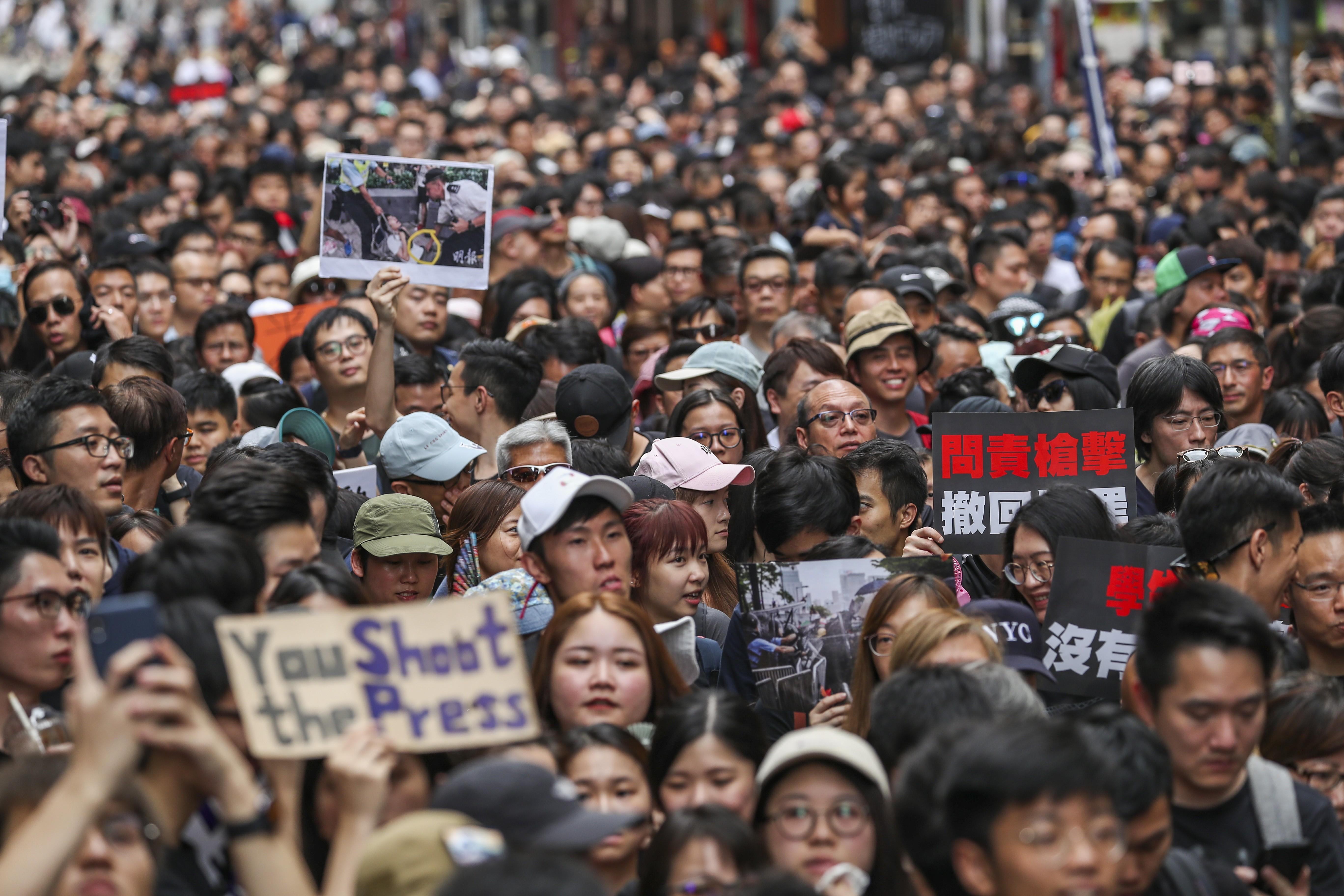 Hong Kong people deserve the N...